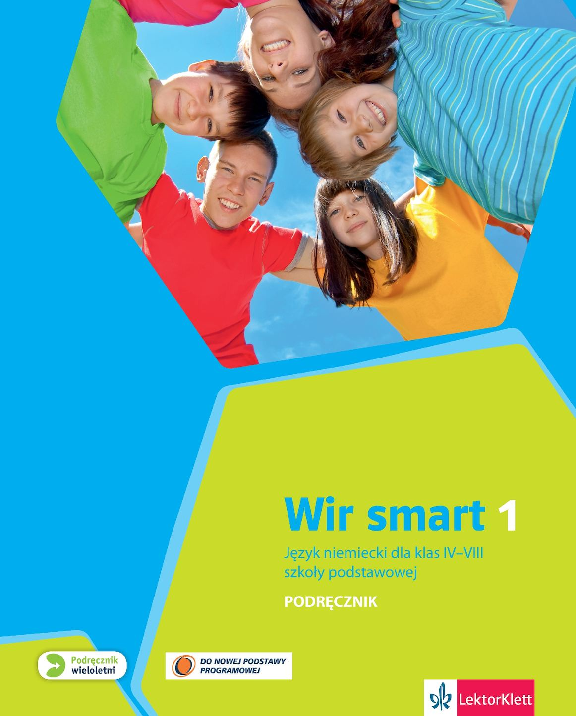 3bb384817cb04 Calaméo - Wir Smart 1 podręcznik klasa IV
