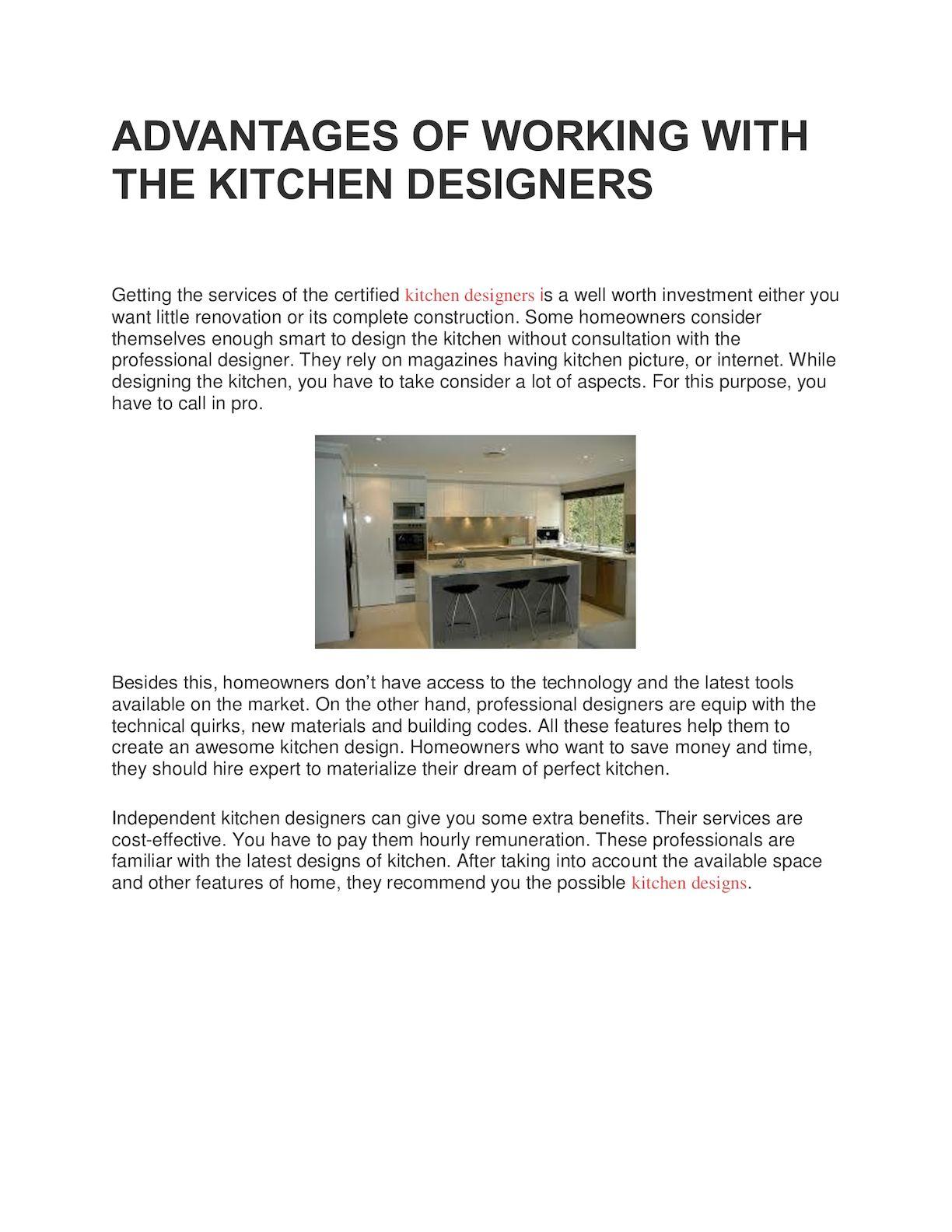 Calameo The Kitchen Broker