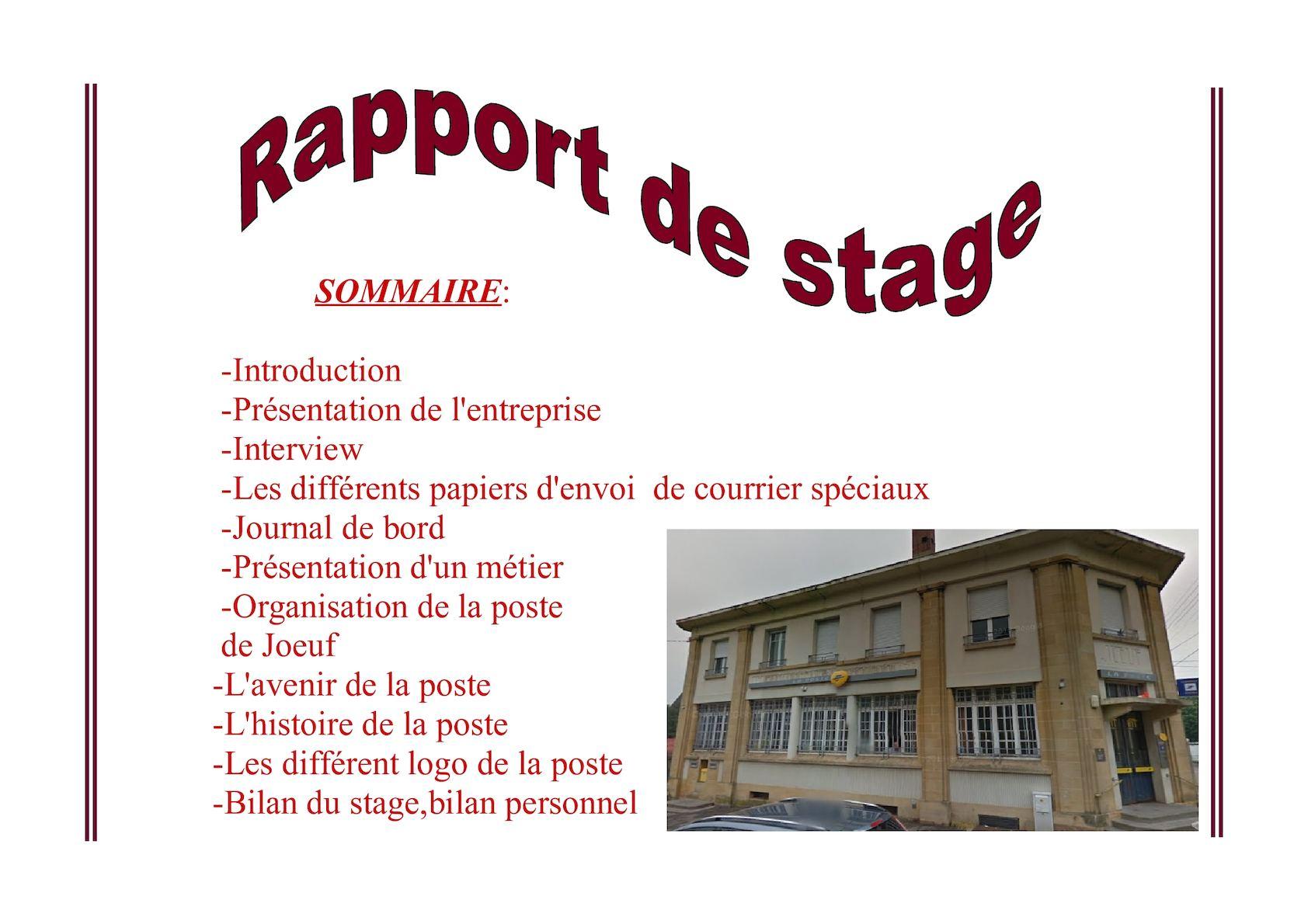 Calaméo Rapport De Stage Laura Touati