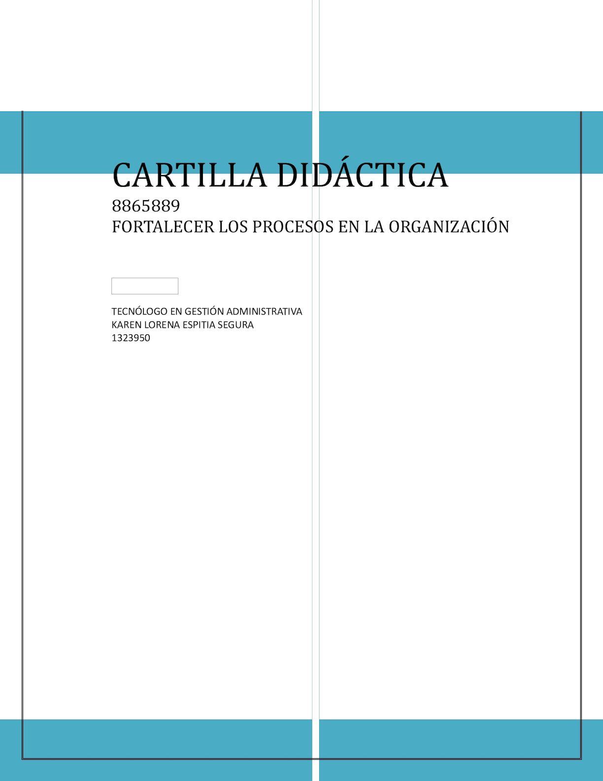 Calaméo Cartilla Didáctica