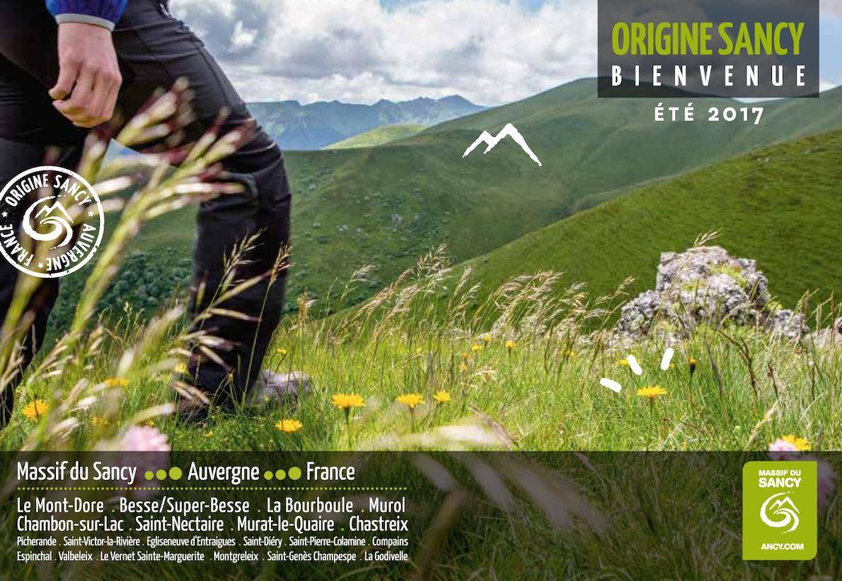b4bf43e6107e10 Calaméo - Guide Sancy Bienvenue Eté 2017