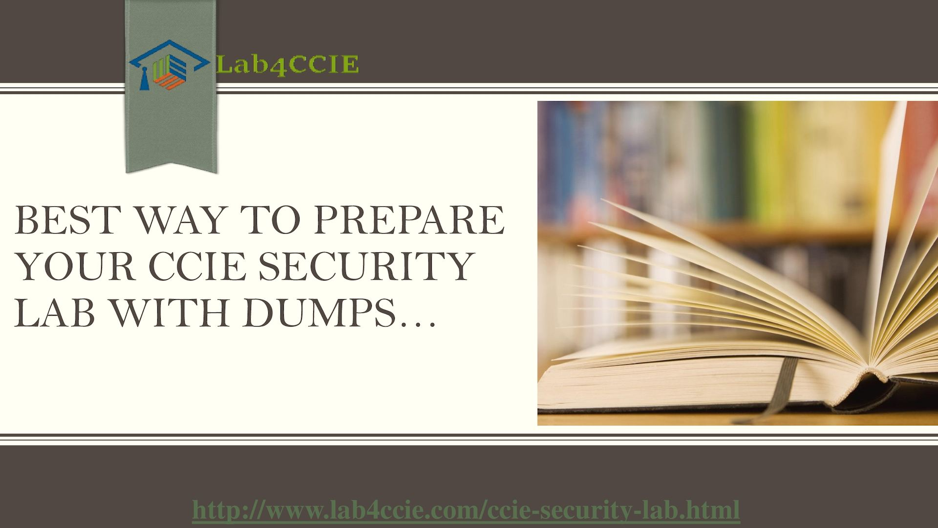 Calaméo - CCIE Security Lab Dumps