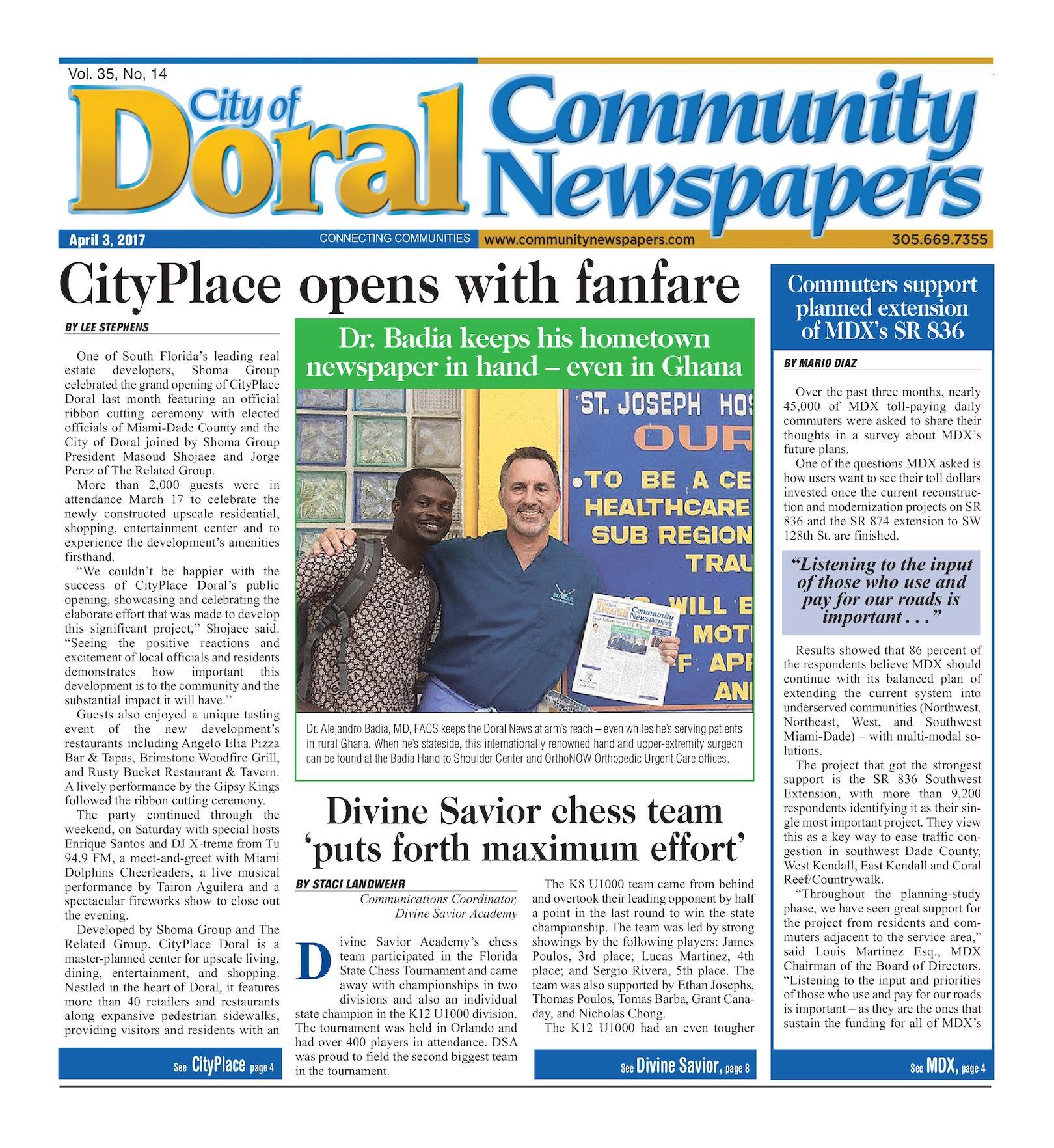 Calaméo - Doral Tribune 04 03 2017