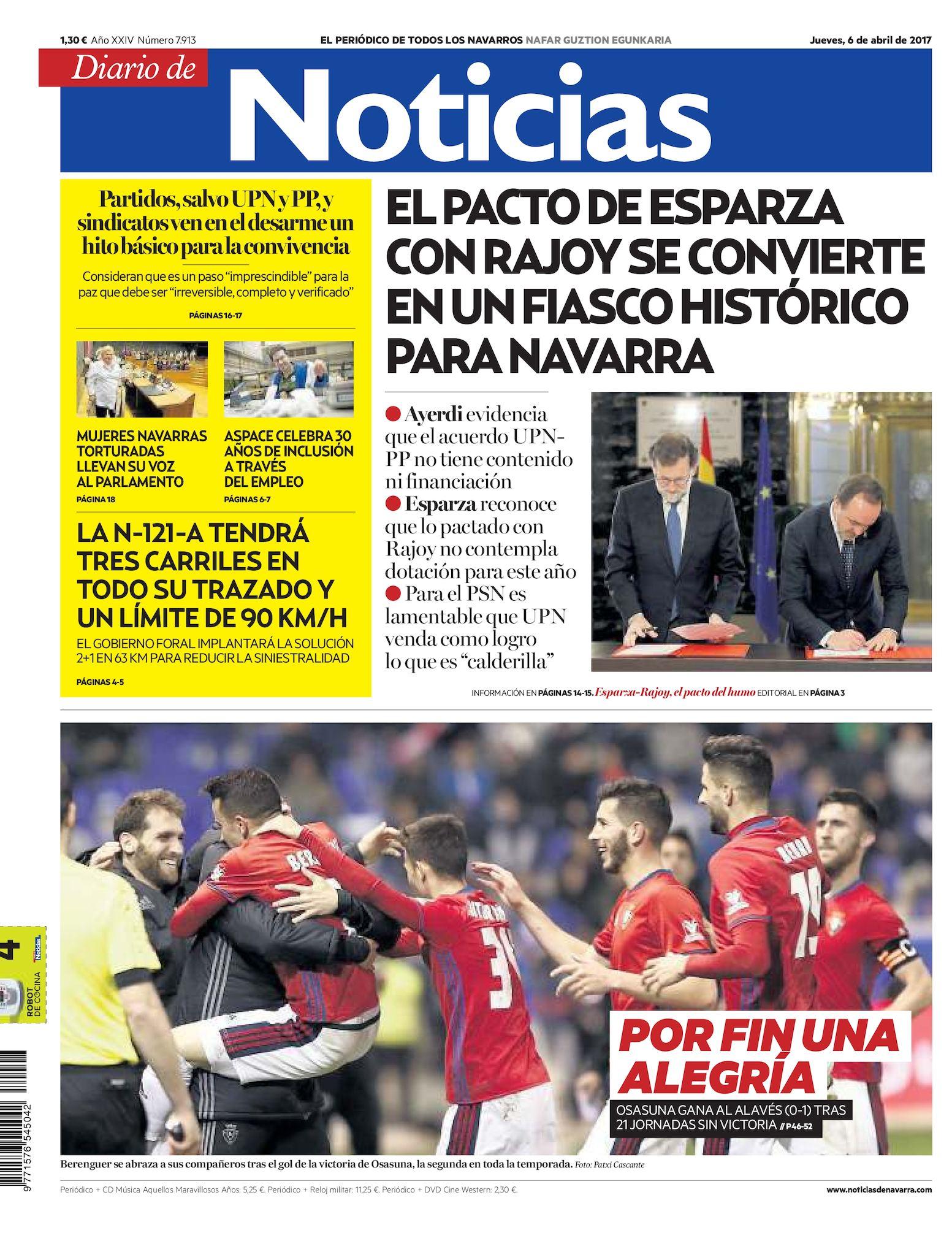 604288ab39 Calaméo - Diario de Noticias 20170406