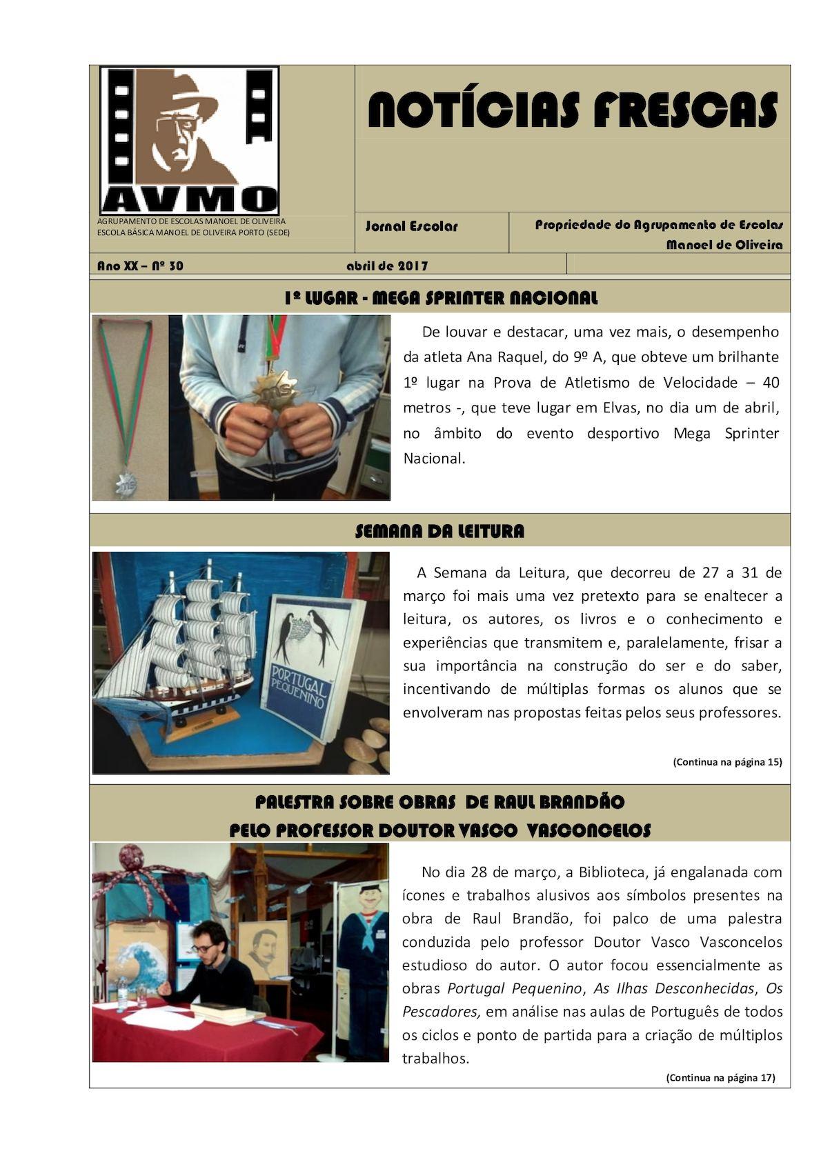 Calaméo - Jornal Versão 16 17 Em 07 04 17 Versão Final 38d080e96d0cb