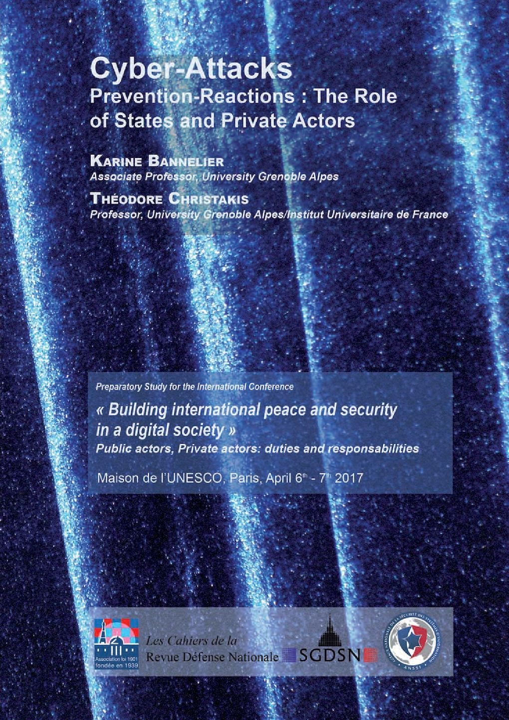 Calaméo - Cyber-Attacks - Prevention-Reactions: The Role of States