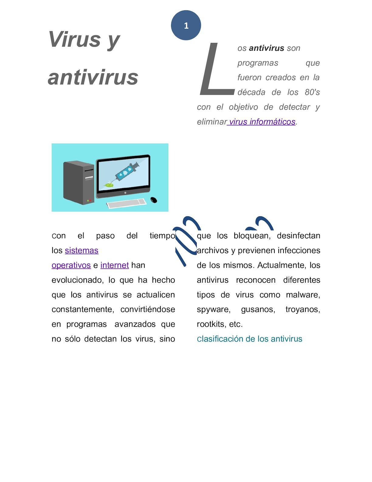 como han evolucionado los virus informaticos