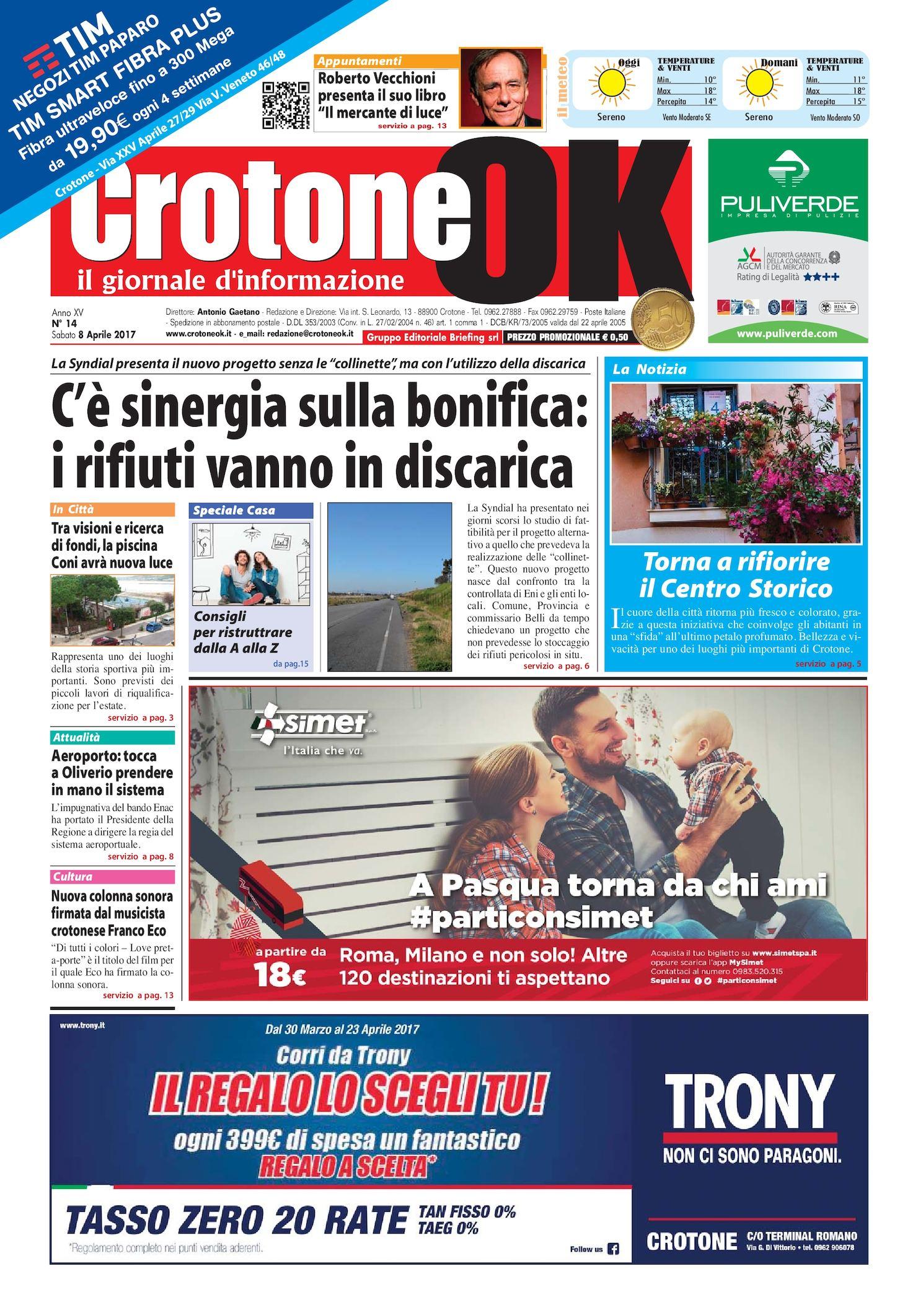 Calaméo - Giornale CrotoneOk N° 14   2017 6067fa6e21d