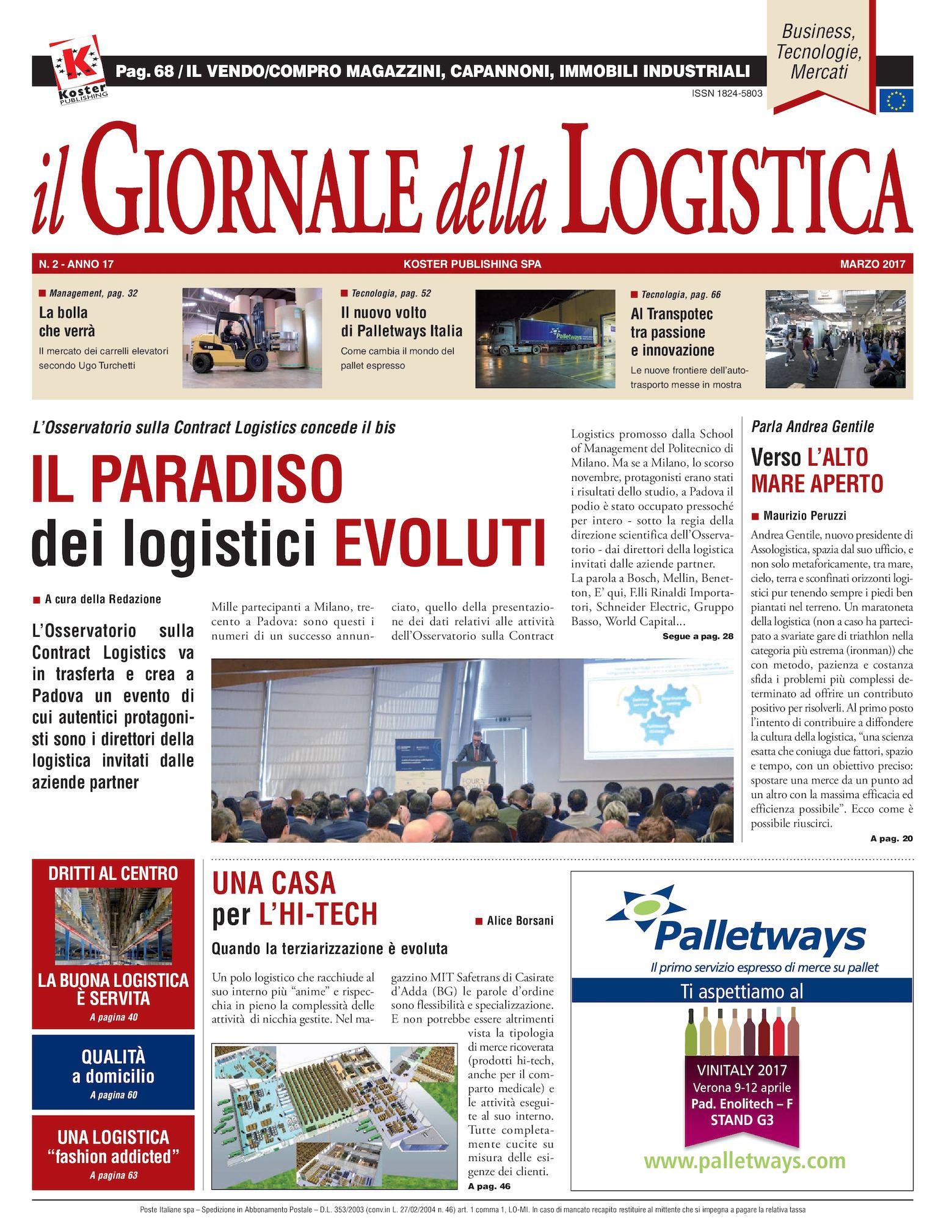 Calaméo - Il Giornale della Logistica - Marzo 2017 9d1c8fca59d