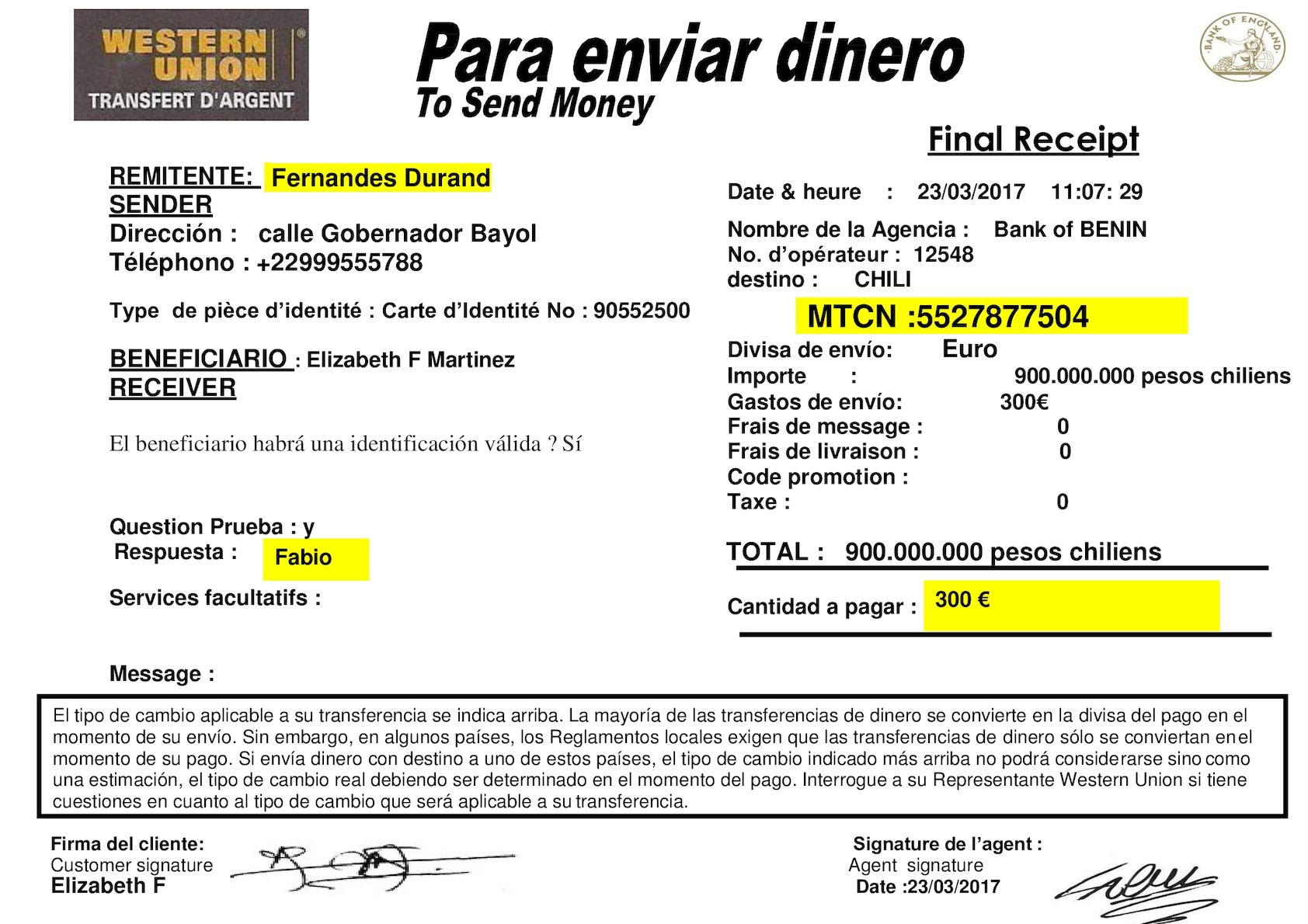 Pdf Western Union Elizabeth F Prestamos - CALAMEO Downloader
