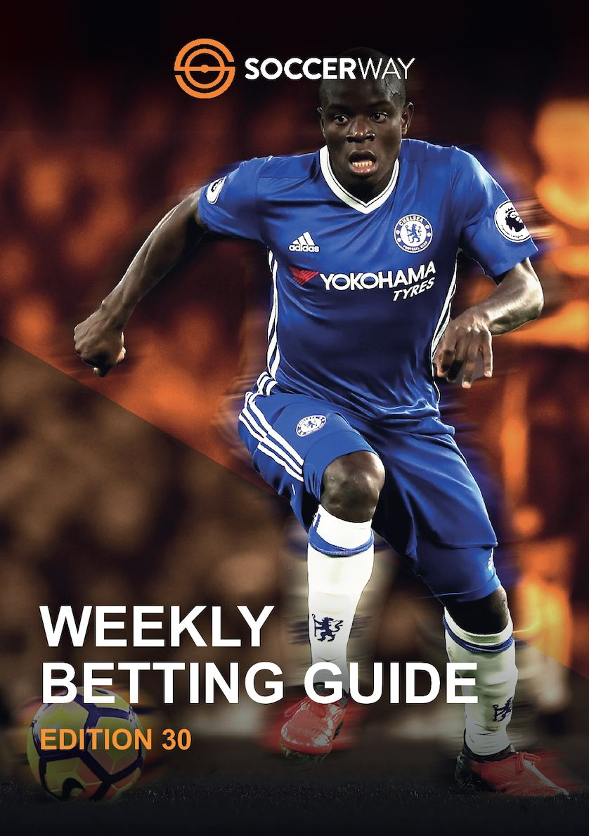 Soccerway Weekly Betting Guide: Edition 30 - CALAMEO Downloader