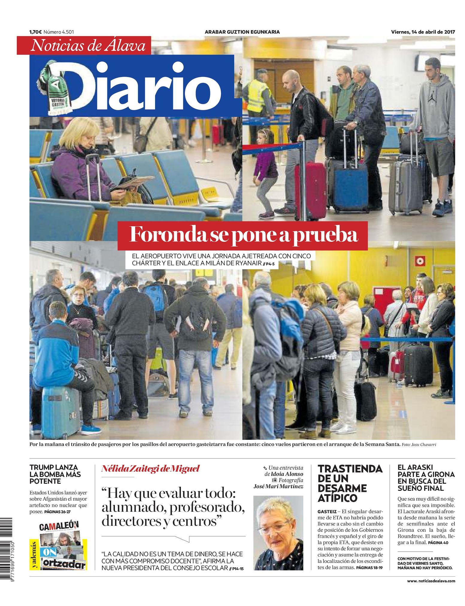 Calaméo Diario de Noticias de Álava 20170414