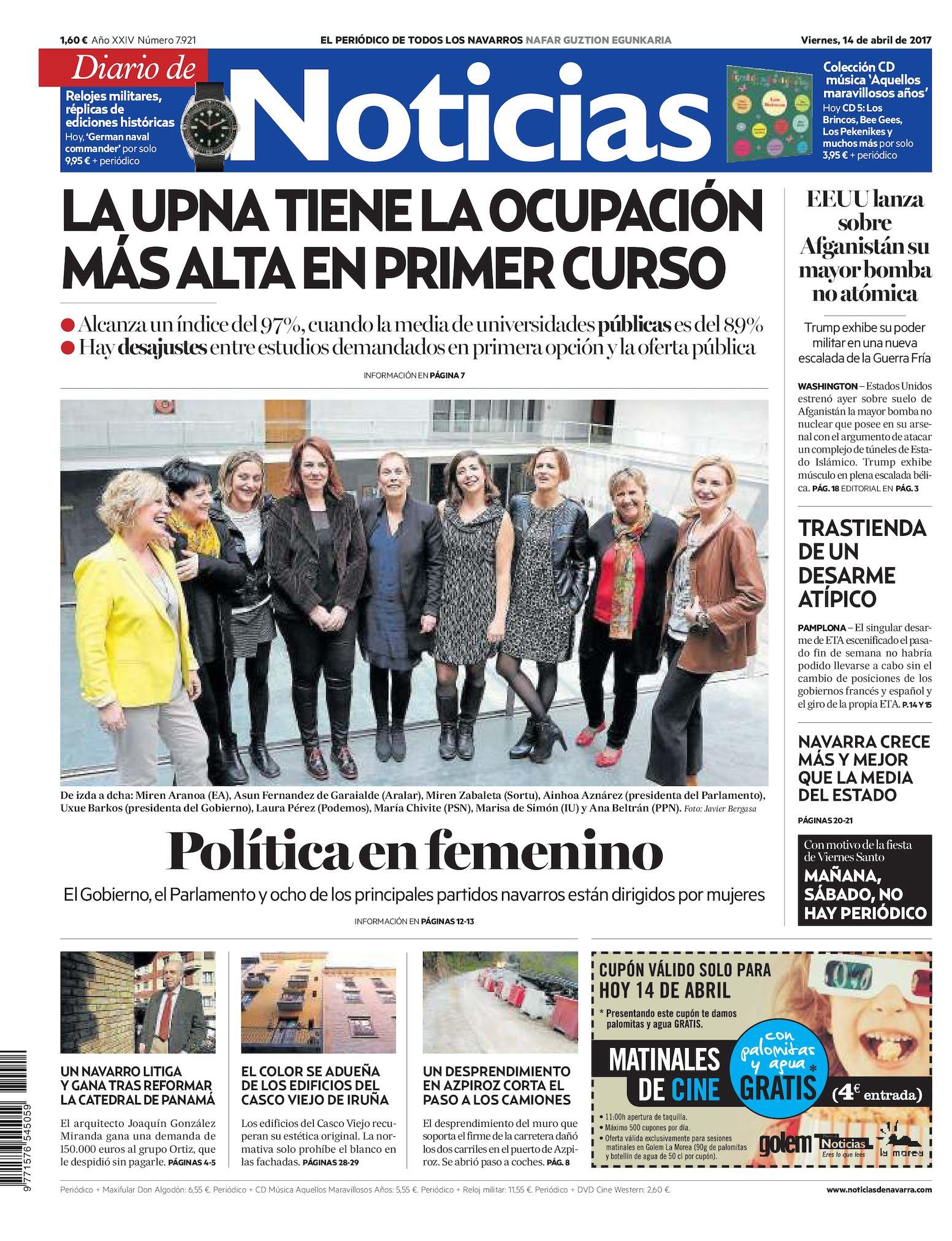 7cc01f0802 Calaméo - Diario de Noticias 20170414