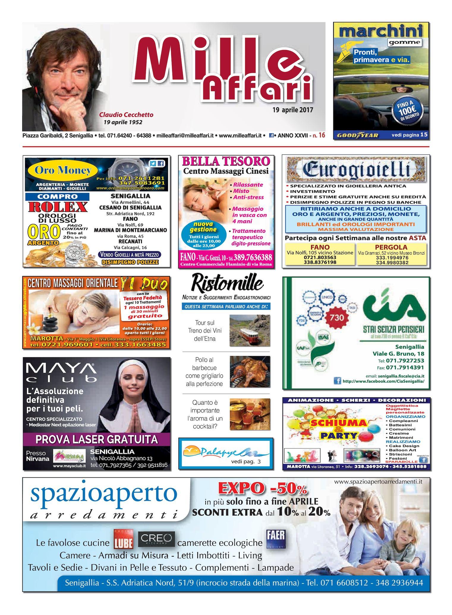 Calaméo - Milleaffari N°16 Del 19.04.17 3fe9d56cd43