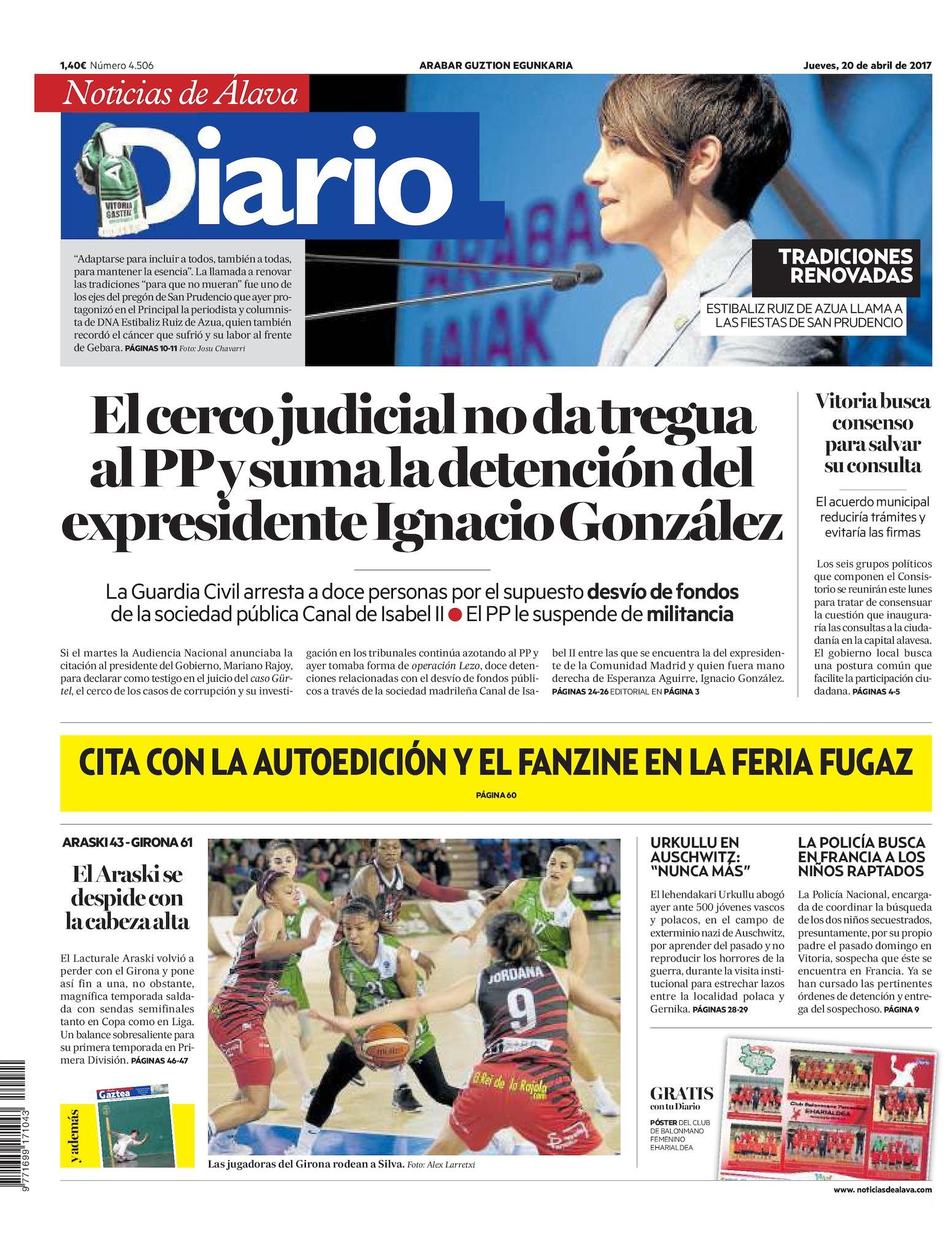 Calameo Diario De Noticias De Alava 20170420