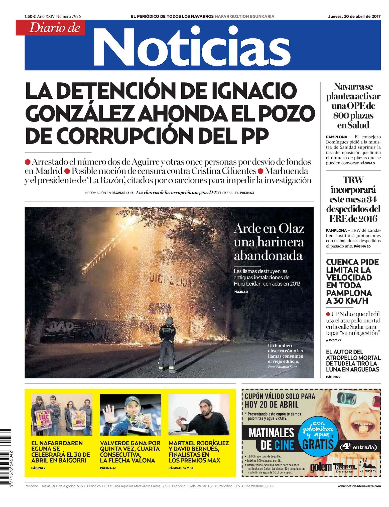 Calameo Diario De Noticias 20170420