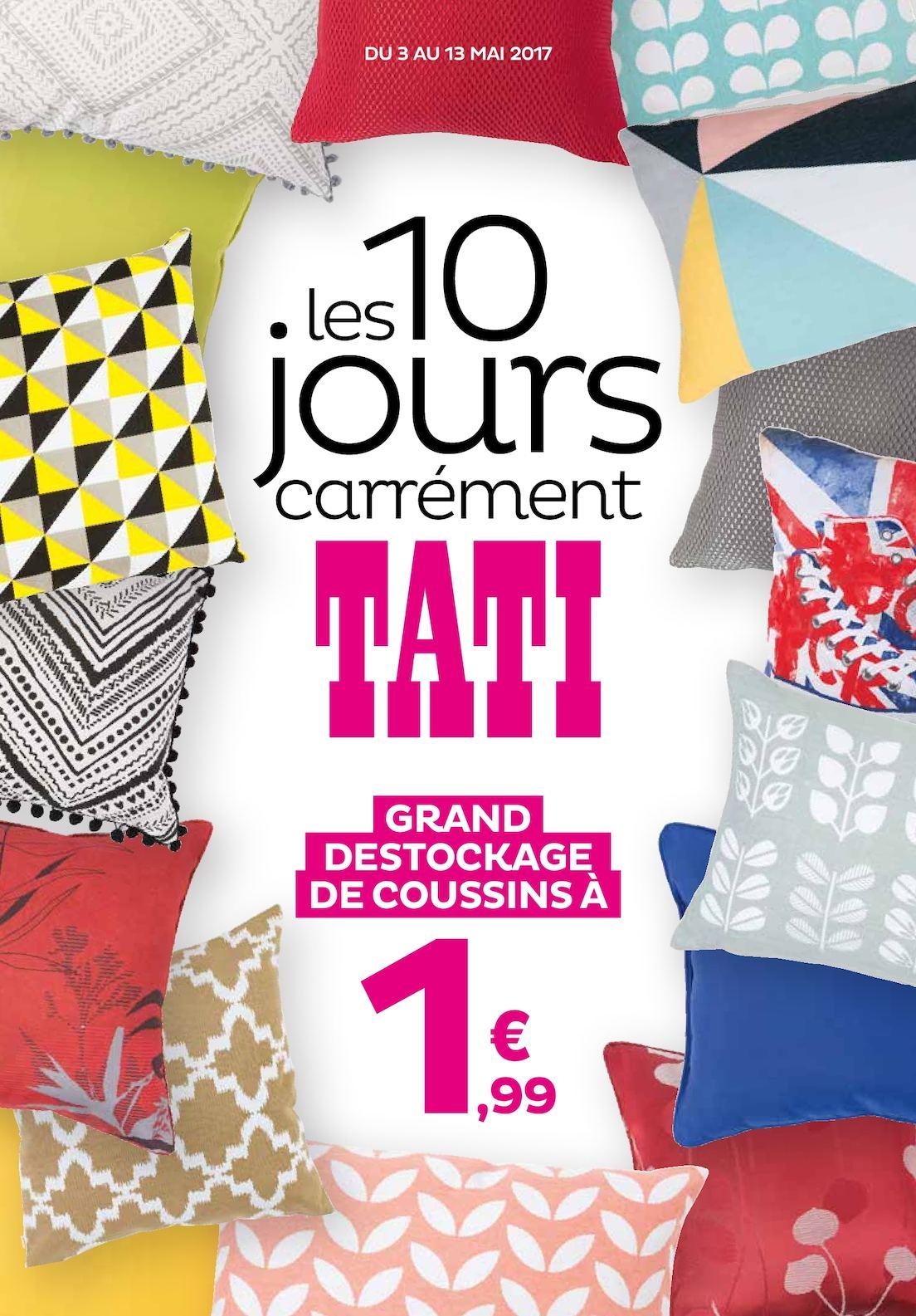 75e23d1119 Carrément Calaméo Jours 10 Les Tati c1lJTFK3u