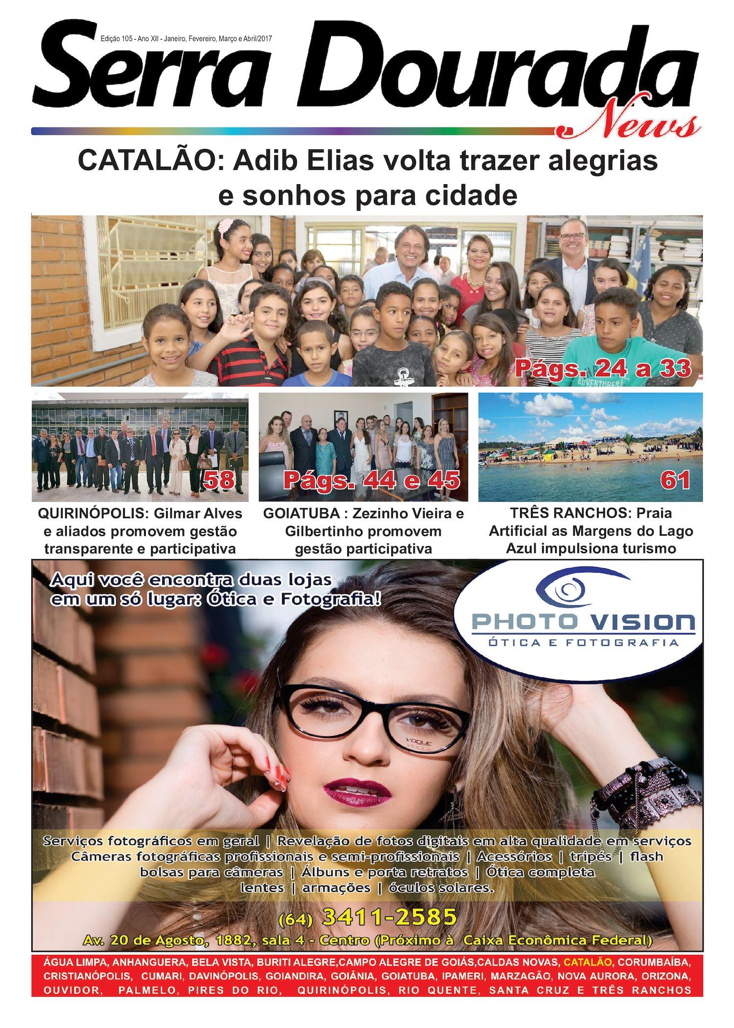 Calaméo - Serra Dourada News Edição 105 Web b282dc799b