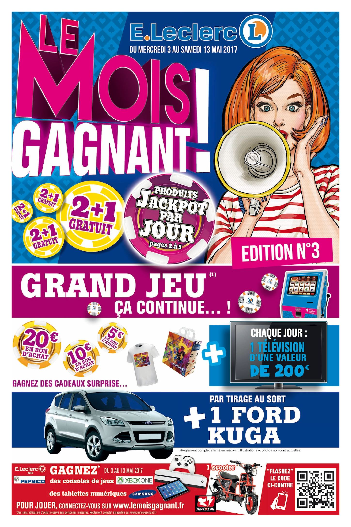 Calaméo Le Mois Gagnant édition 3 V1