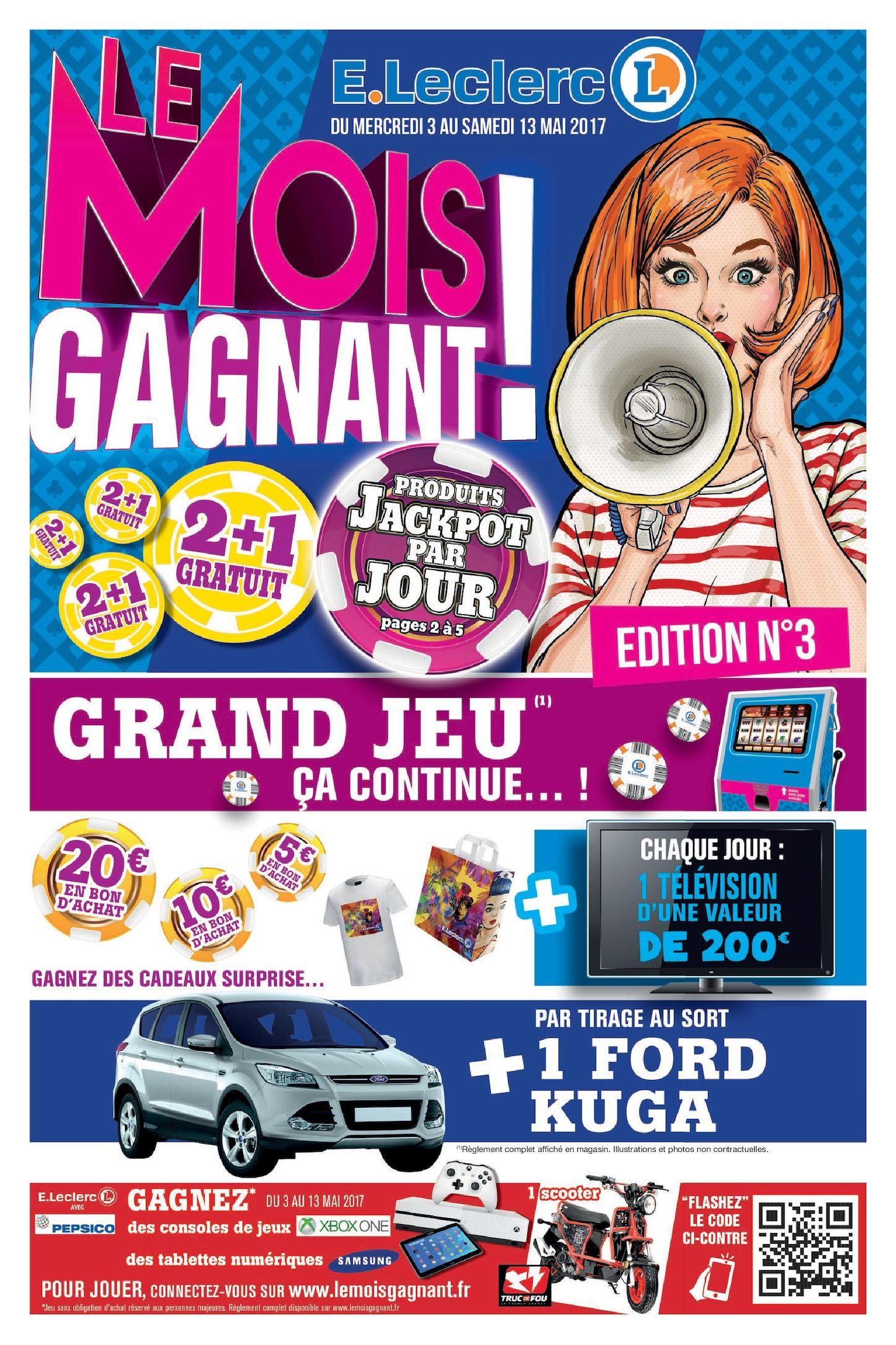 Calaméo Le Mois Gagnant édition 3 V2