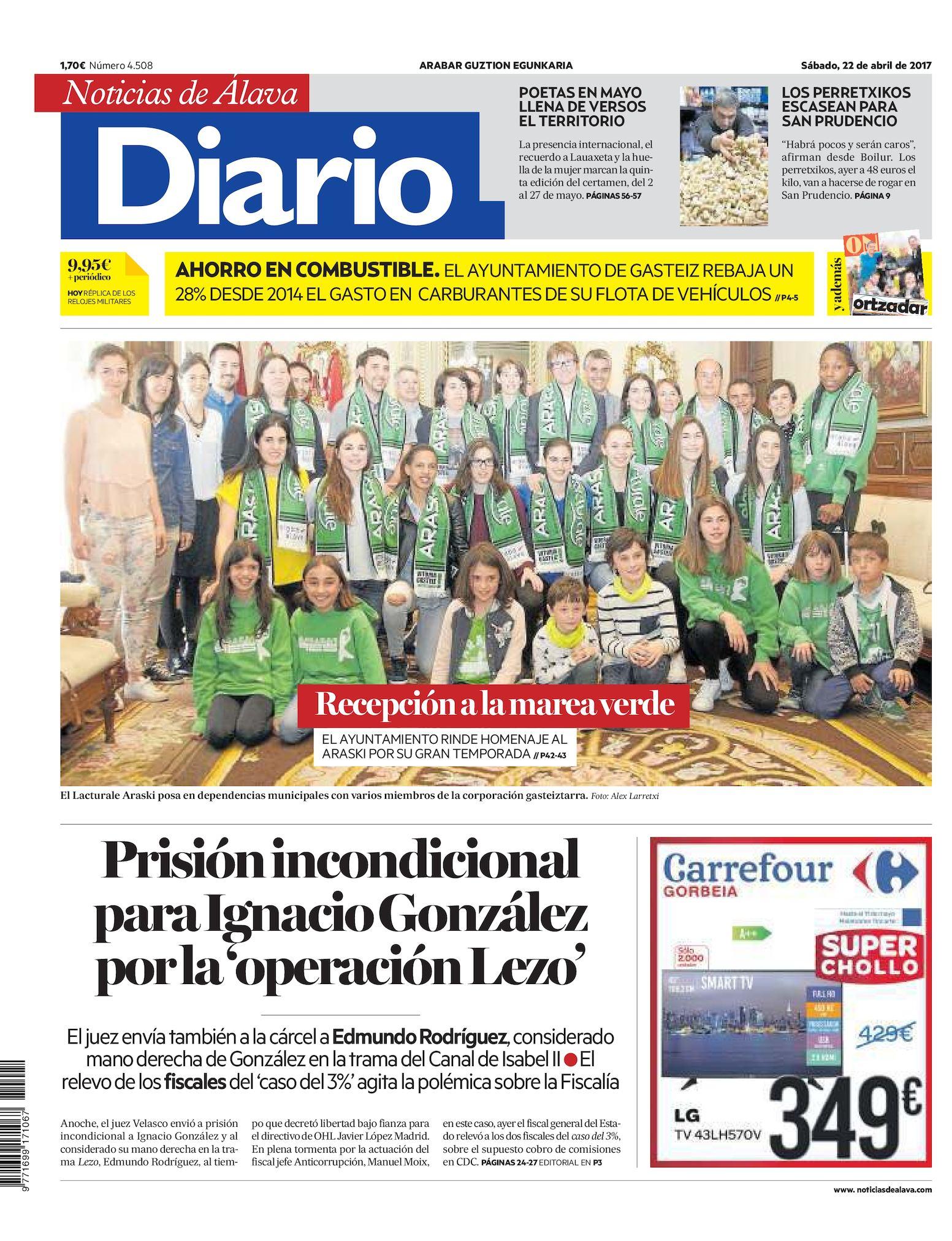 32e4d95fe Calaméo - Diario de Noticias de Álava 20170422