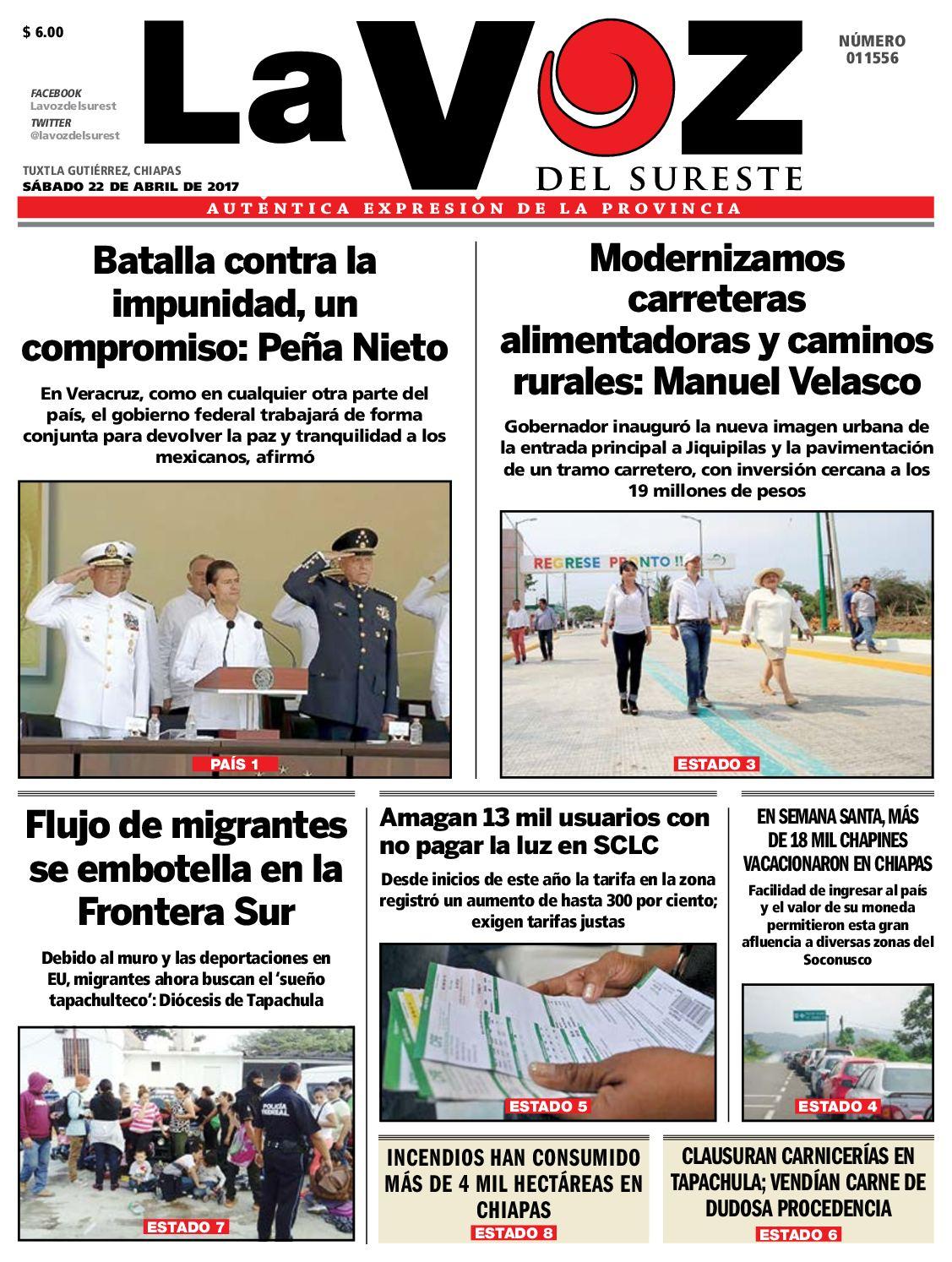 Calaméo - Diario La Voz del Sureste 77c1210c67fe