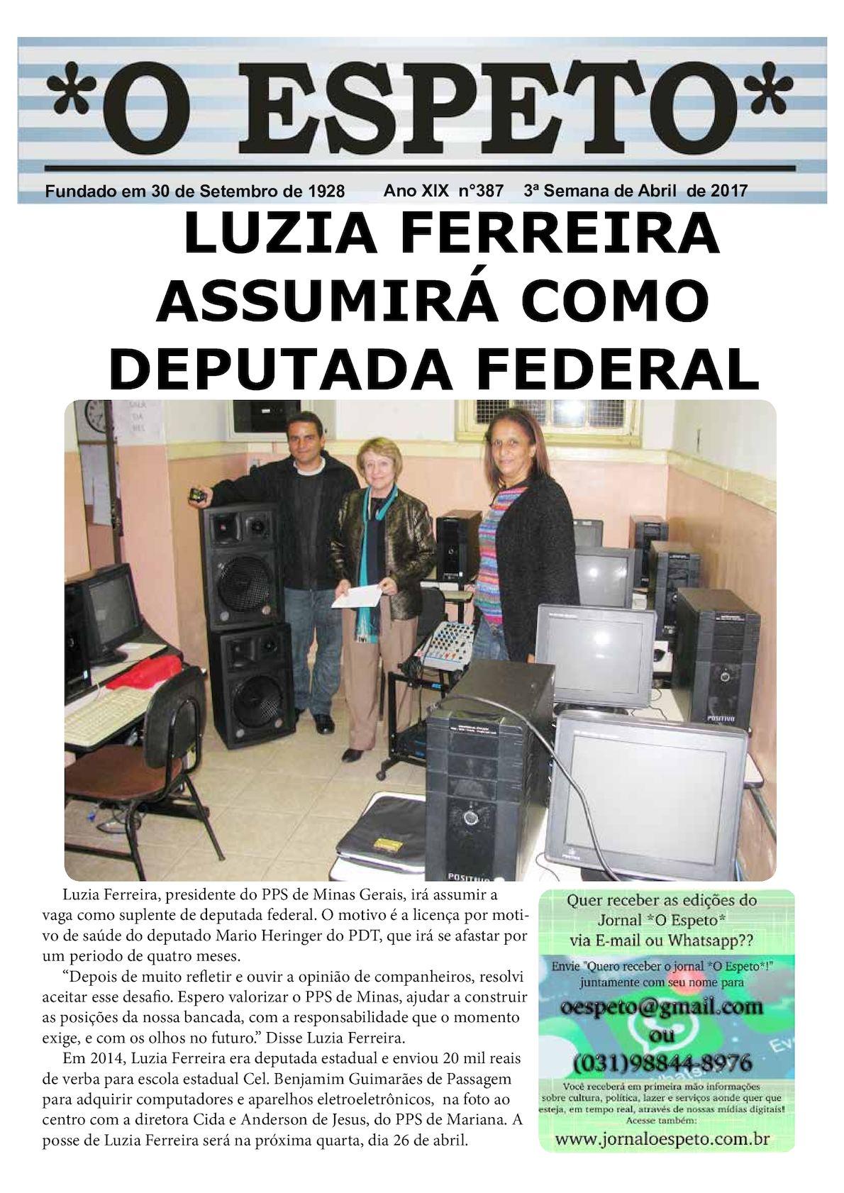 098f8aa11f6 Calaméo - Jornal O Espeto 387 B
