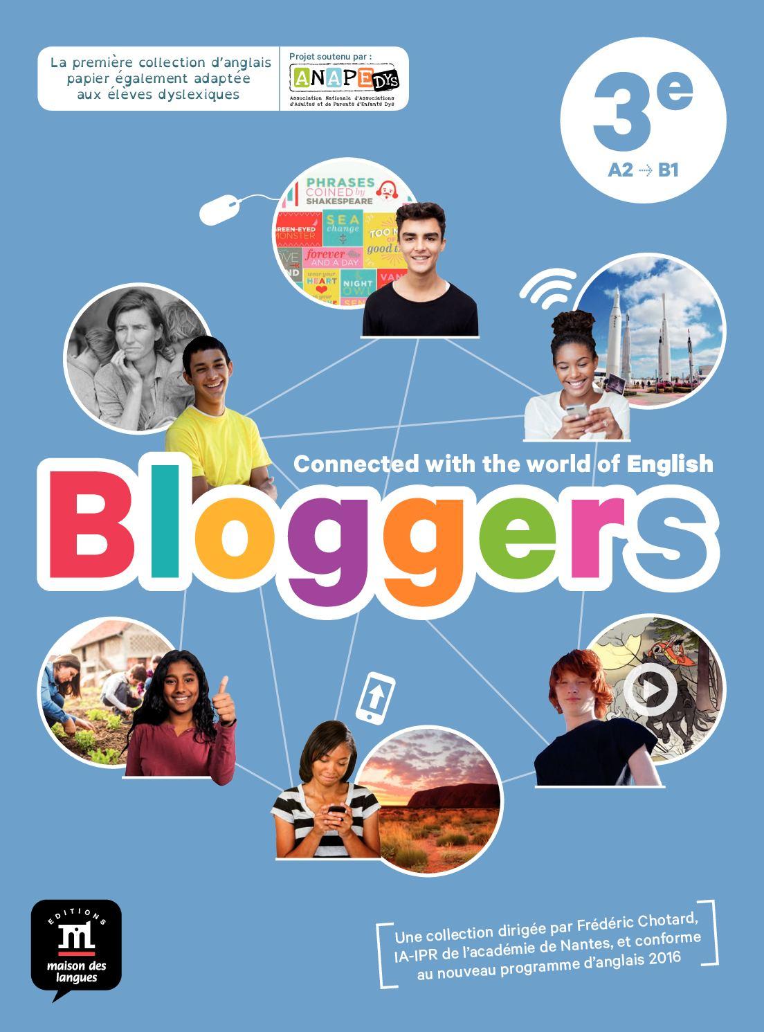 Calameo Bloggers 3e Livre De L Eleve
