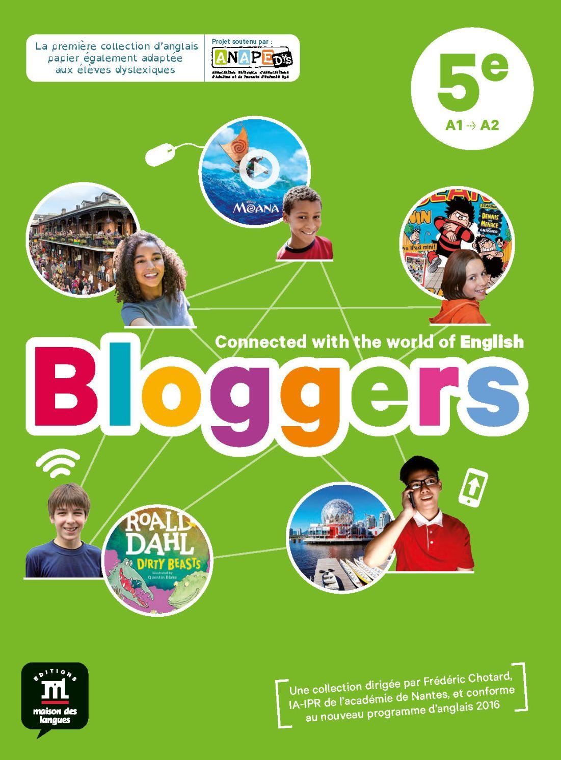 Calameo Bloggers 5e Livre De L Eleve