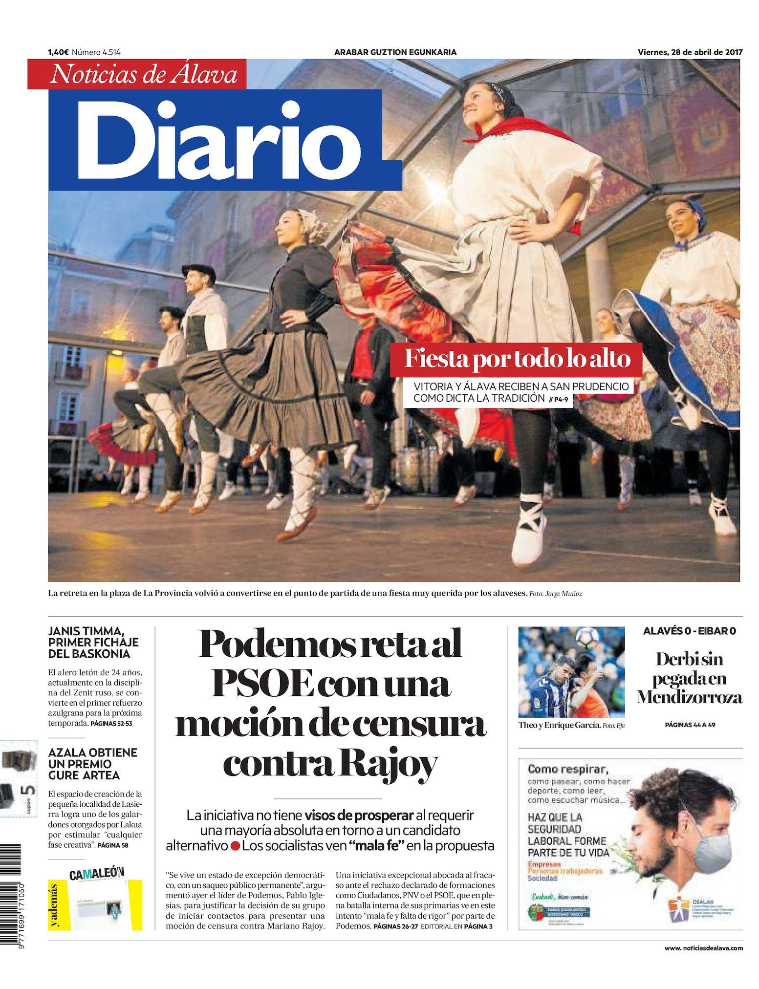 755bf6c4bb Calaméo - Diario de Noticias de Álava 20170428