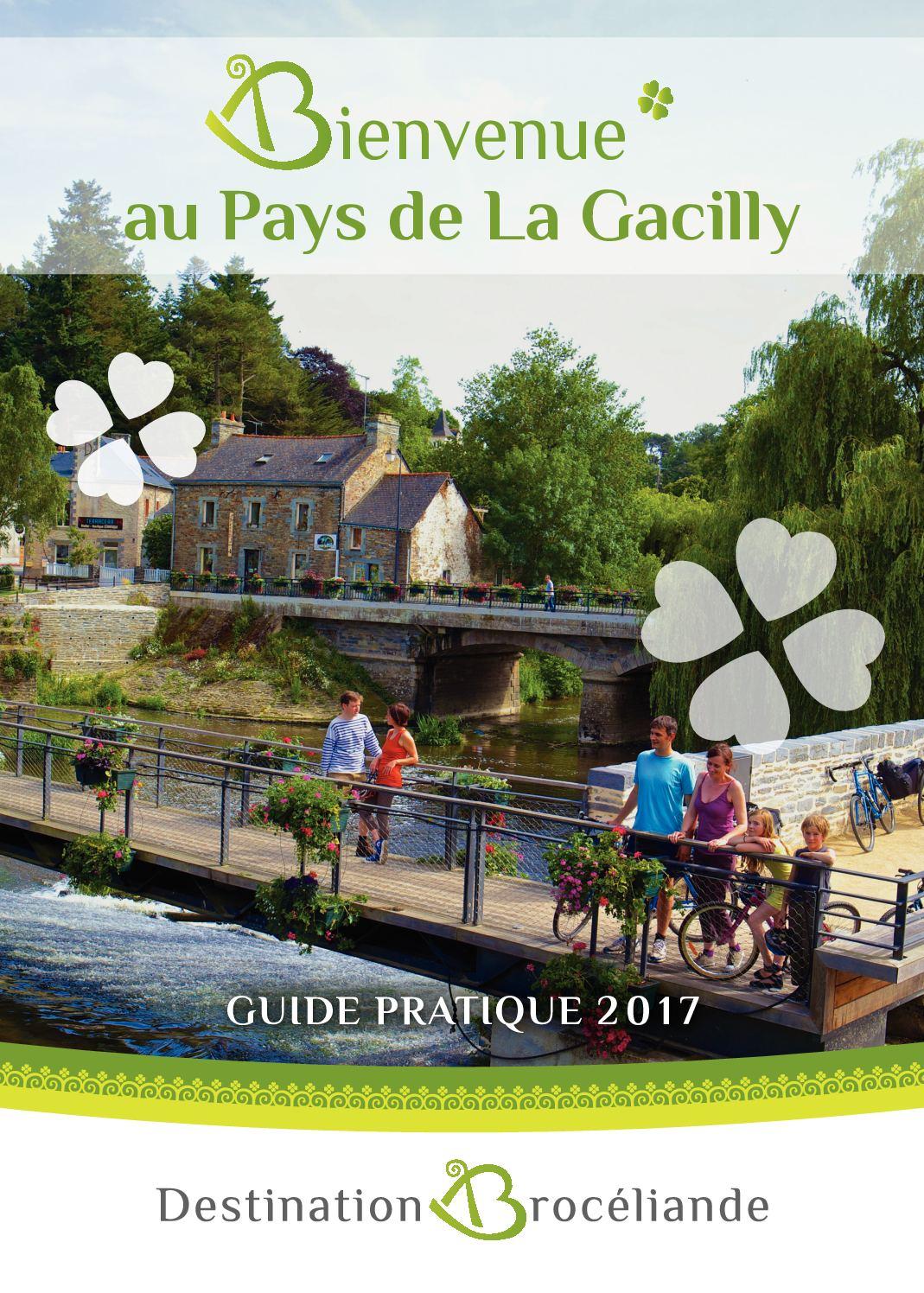 Sophie Pinard La Gacilly calaméo - guide pratique 2017