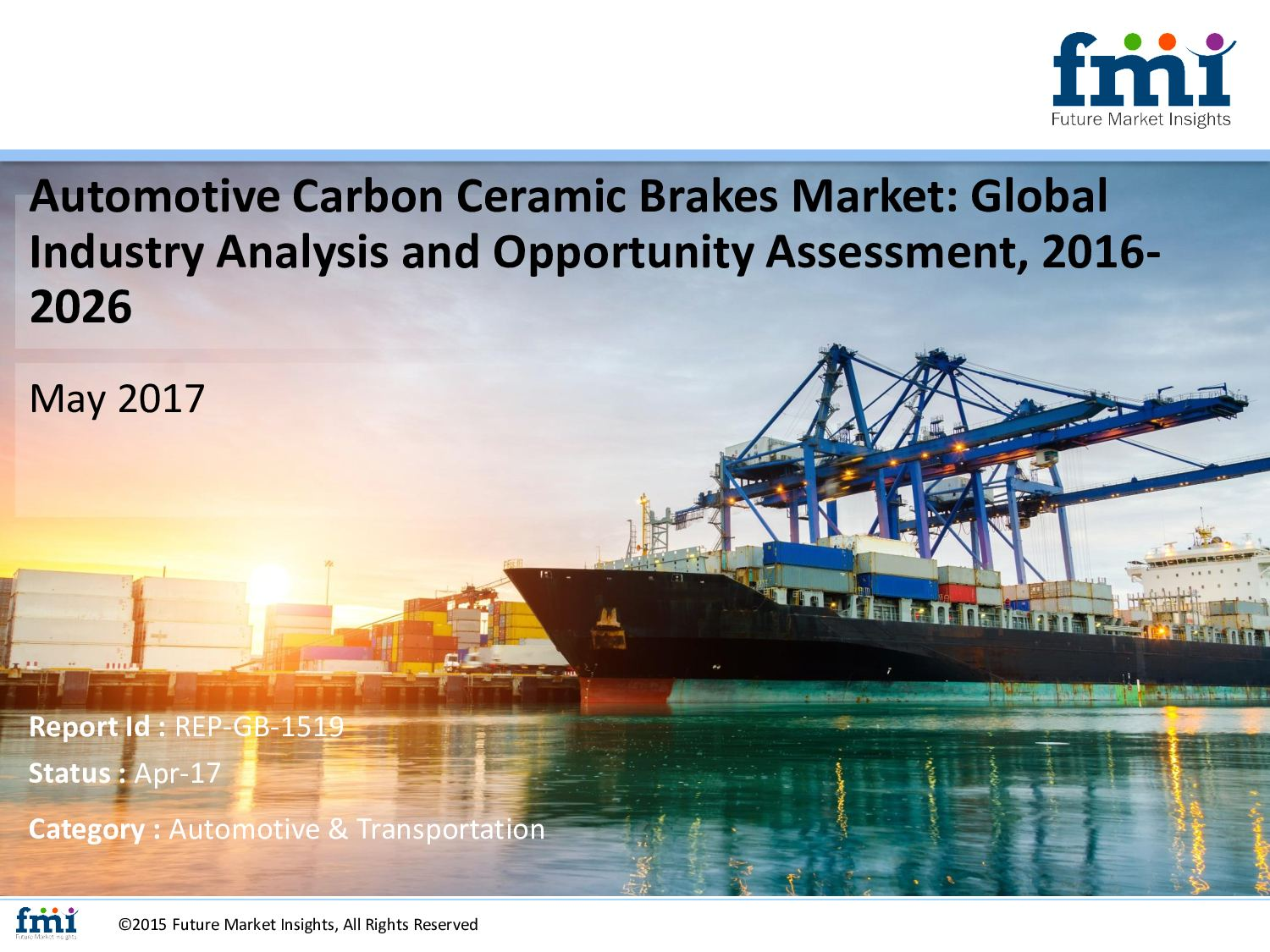 Calaméo - US$ 265 Mn Automotive Carbon Ceramic Brakes Market