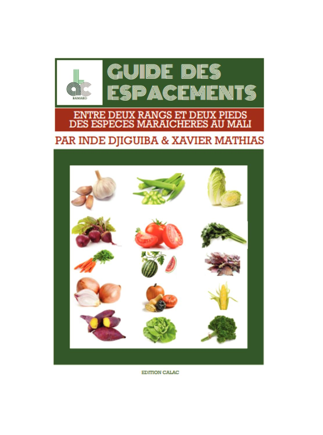 Guide des espacements entre rangs et plants