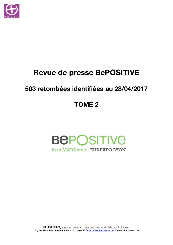 Tome2 Bilan Calaméo 2804 Bepositive Rdp BQWCrxedo