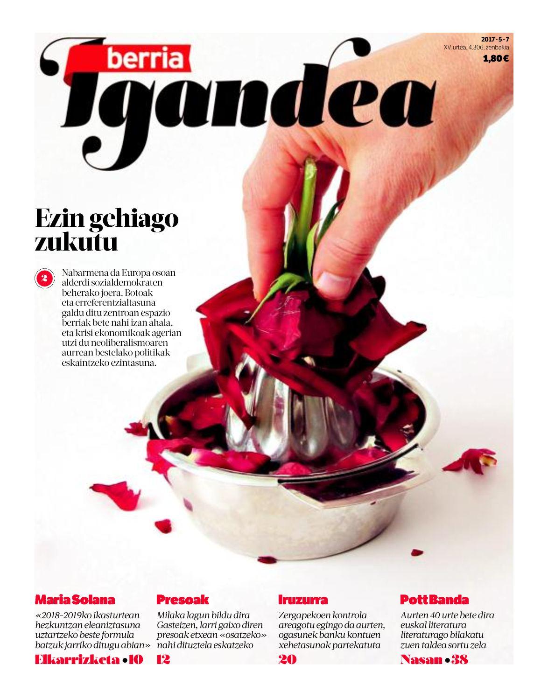 Ana Bekoa Wikipedia calaméo - berria 20170507