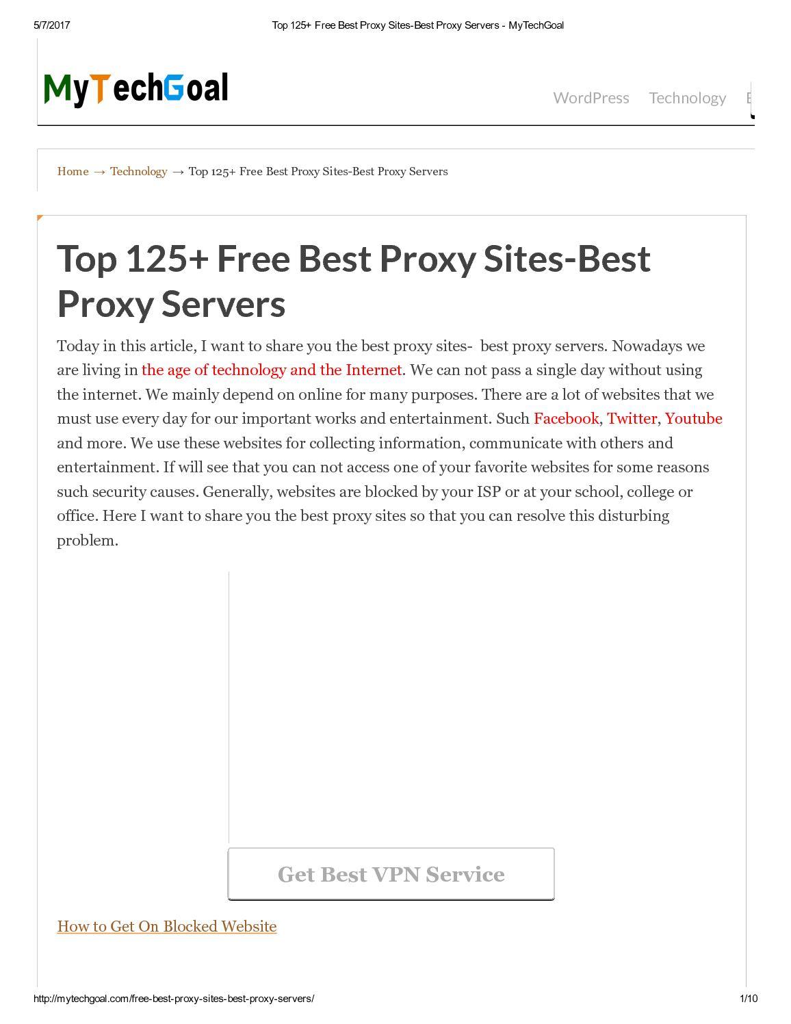 Web app proxy server