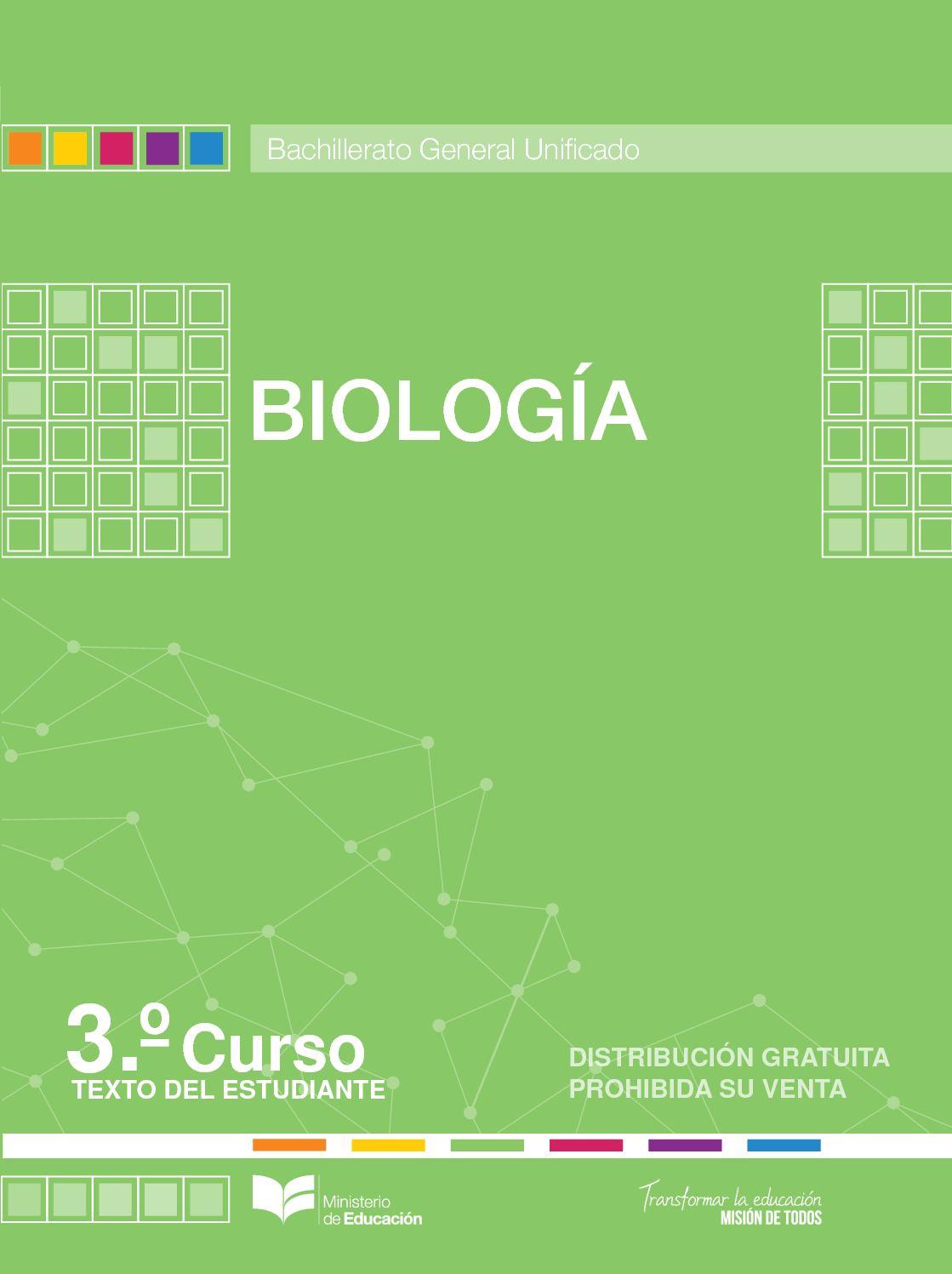 Calaméo - Biologia 3 Bgu
