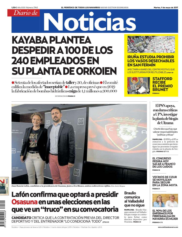 Calaméo Diario de Noticias 20170509