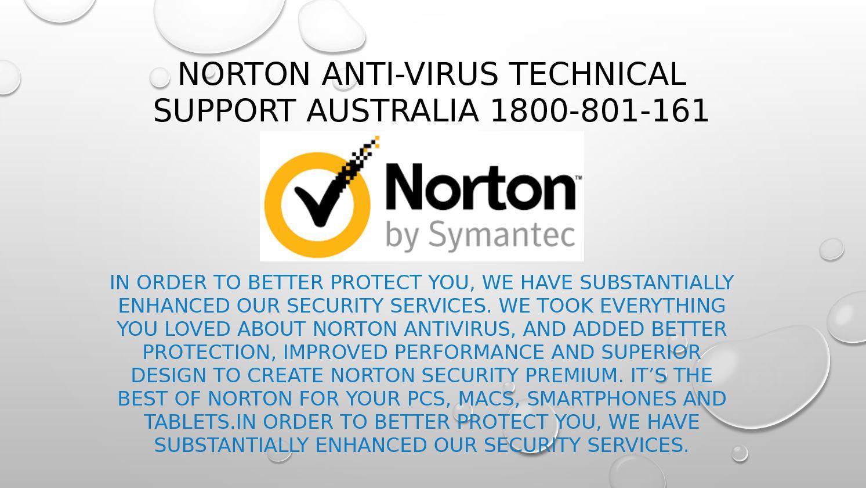 Calaméo - 1800~801~161 + Norton Anti Virus Technical Support
