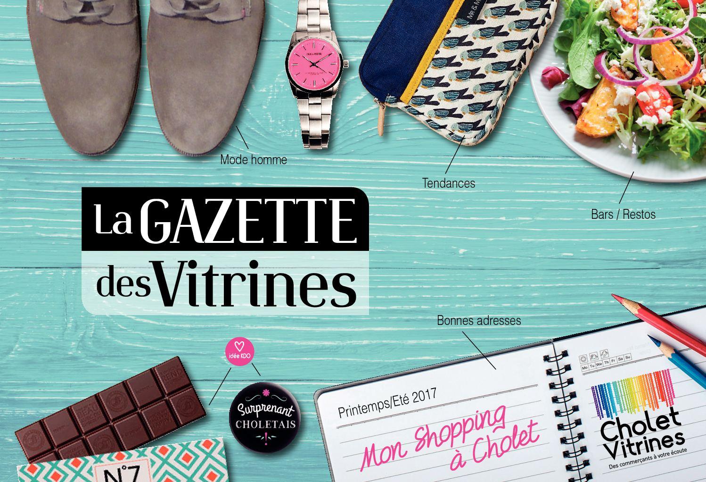 Calaméo - Gazette des vitrines de cholet 5e05fb7c8bb