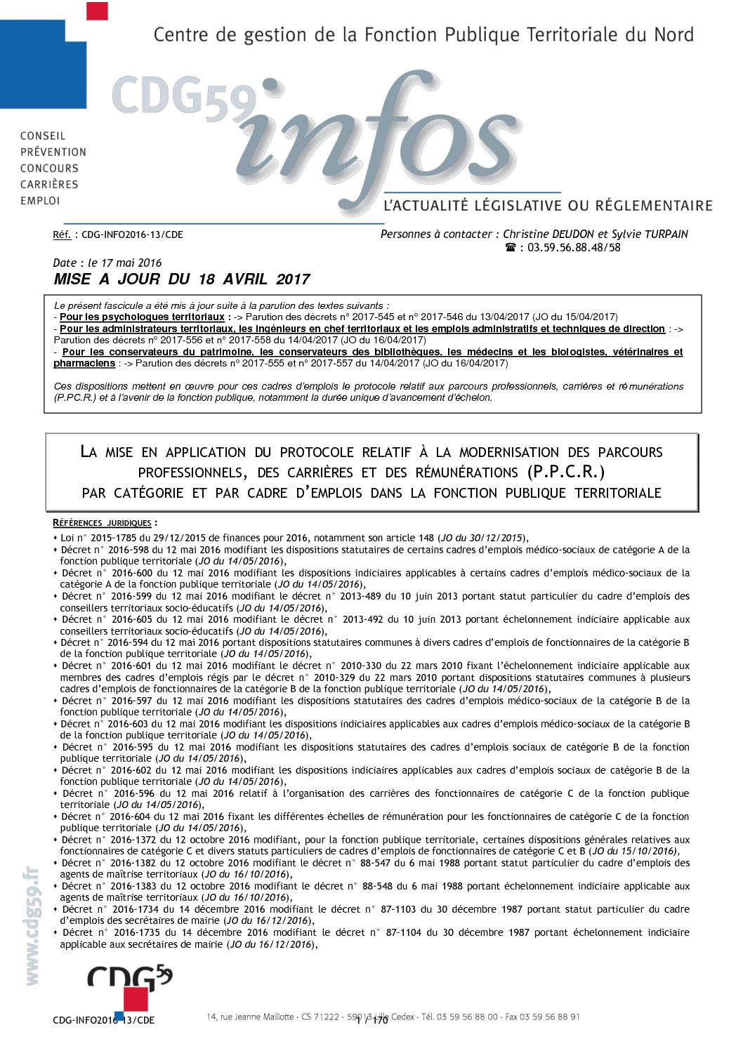 Cdg59 Calendrier Concours 2020.Calameo Cdg 59 Ppcr
