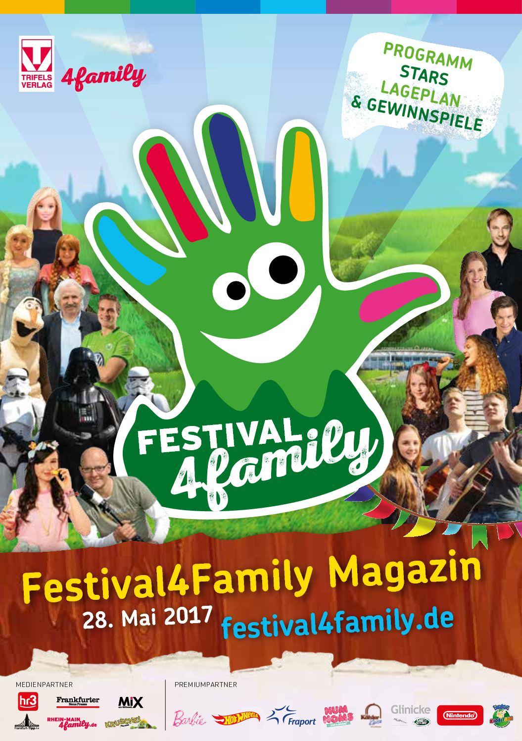 Calaméo Festival4family Magazin 2017