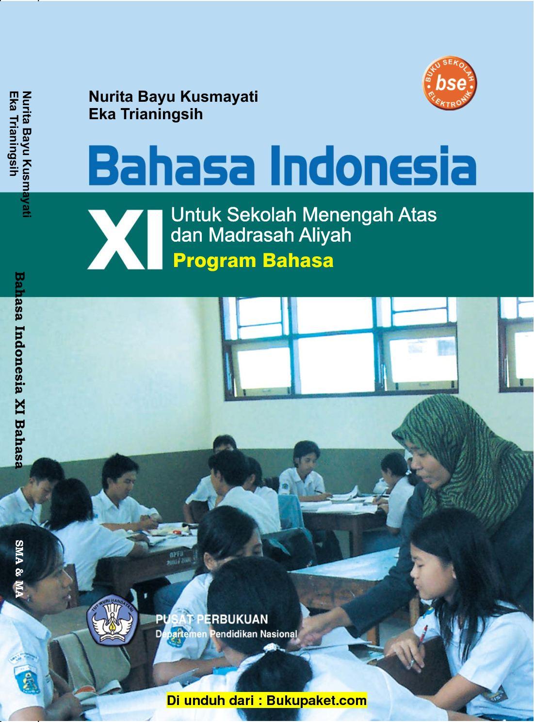 Calameo Bahasa Indonesia Kelas Xi