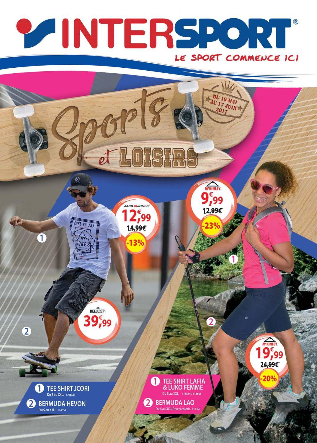 60e1b78f58b5e Sports Et Loisirs Intersport Martinique Guadeloupe 2017 - CALAMEO ...