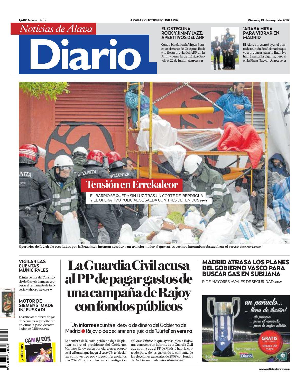 446e30acb640 Calaméo - Diario de Noticias de Álava 20170519