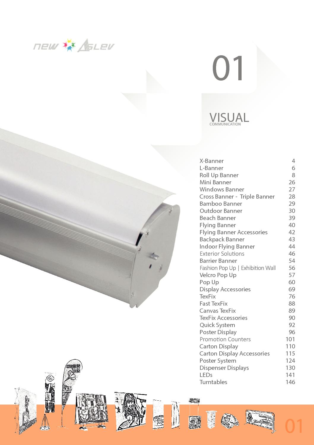 4 Pièces Aluminium Connecteurs de Profil avec Divers Vis pour Solaire