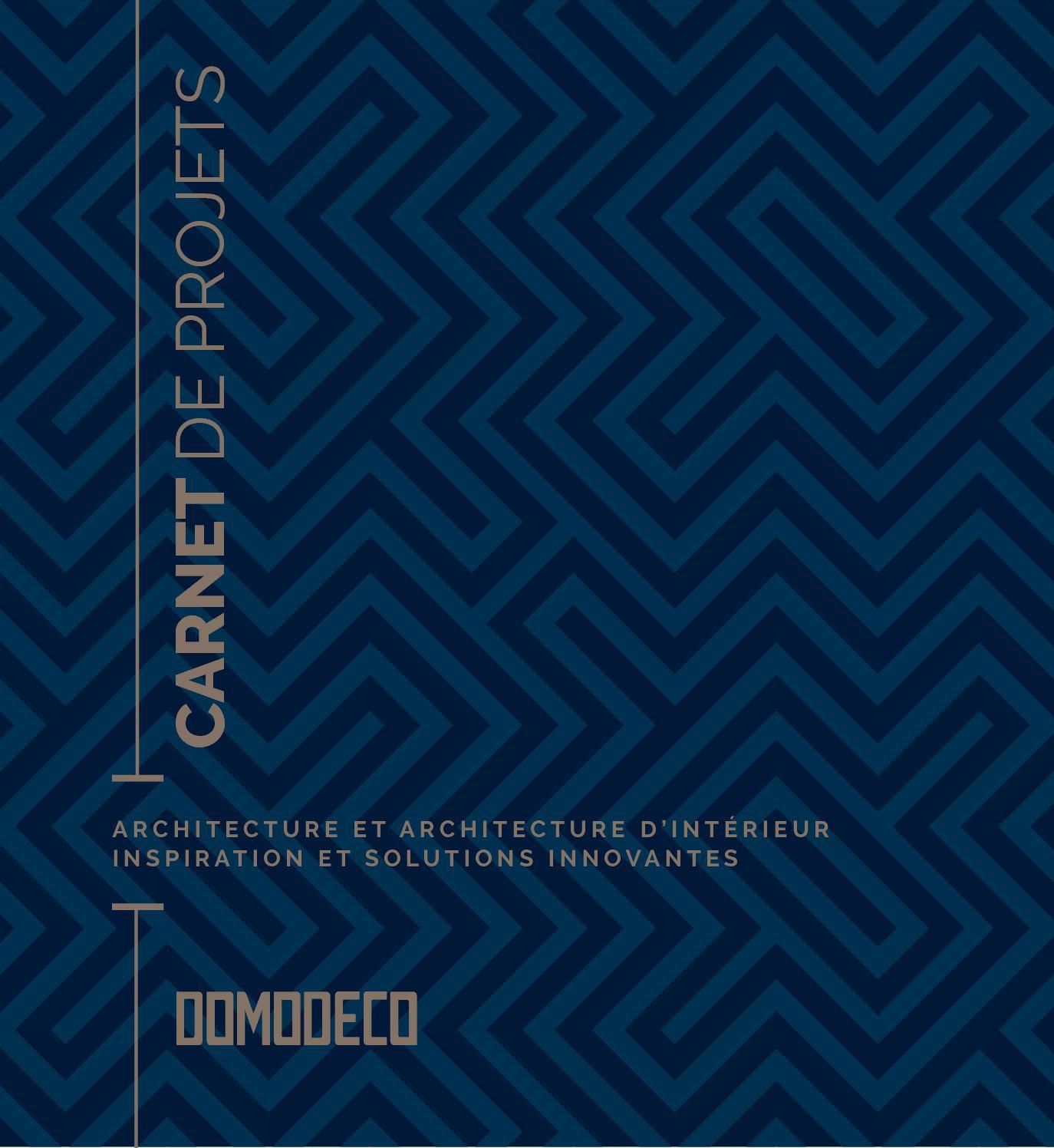 a368a63101a79d Calaméo - Carnet Projets By Domodeco - N°1