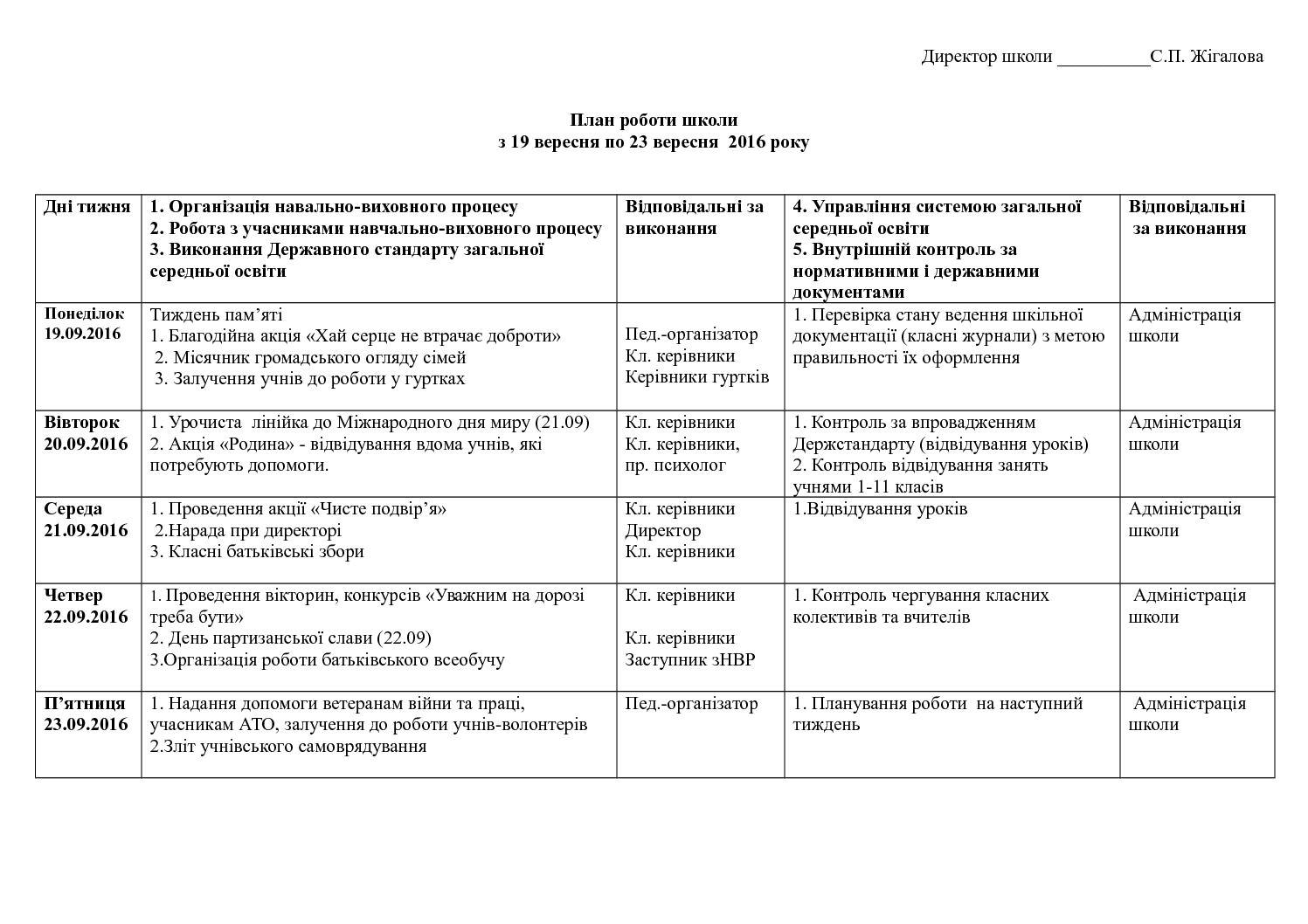 план роботи школи Doc - CALAMEO Downloader f88622c18bf63