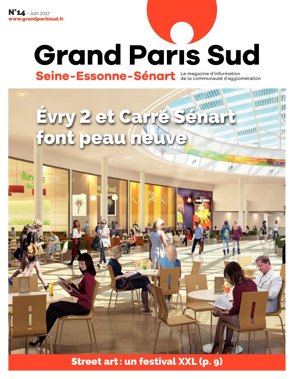 eb88463b64bc0 Calaméo - Journal Juin 2017 Grand Paris Sud