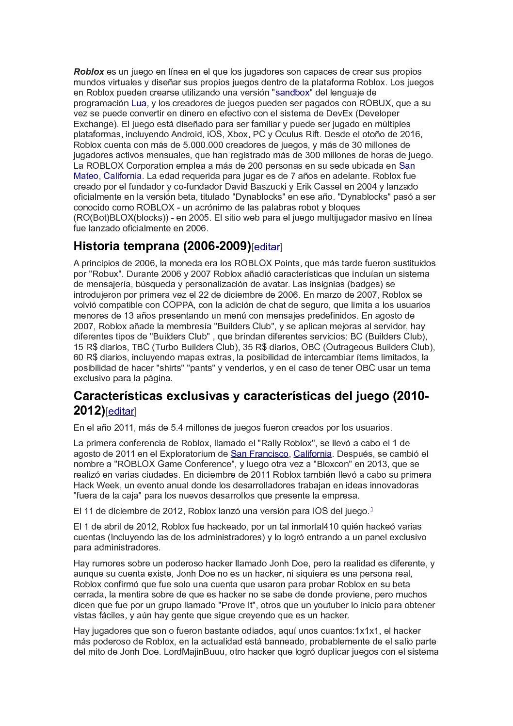 Calaméo Roblox - dynablocksbeta a 2005 roblox